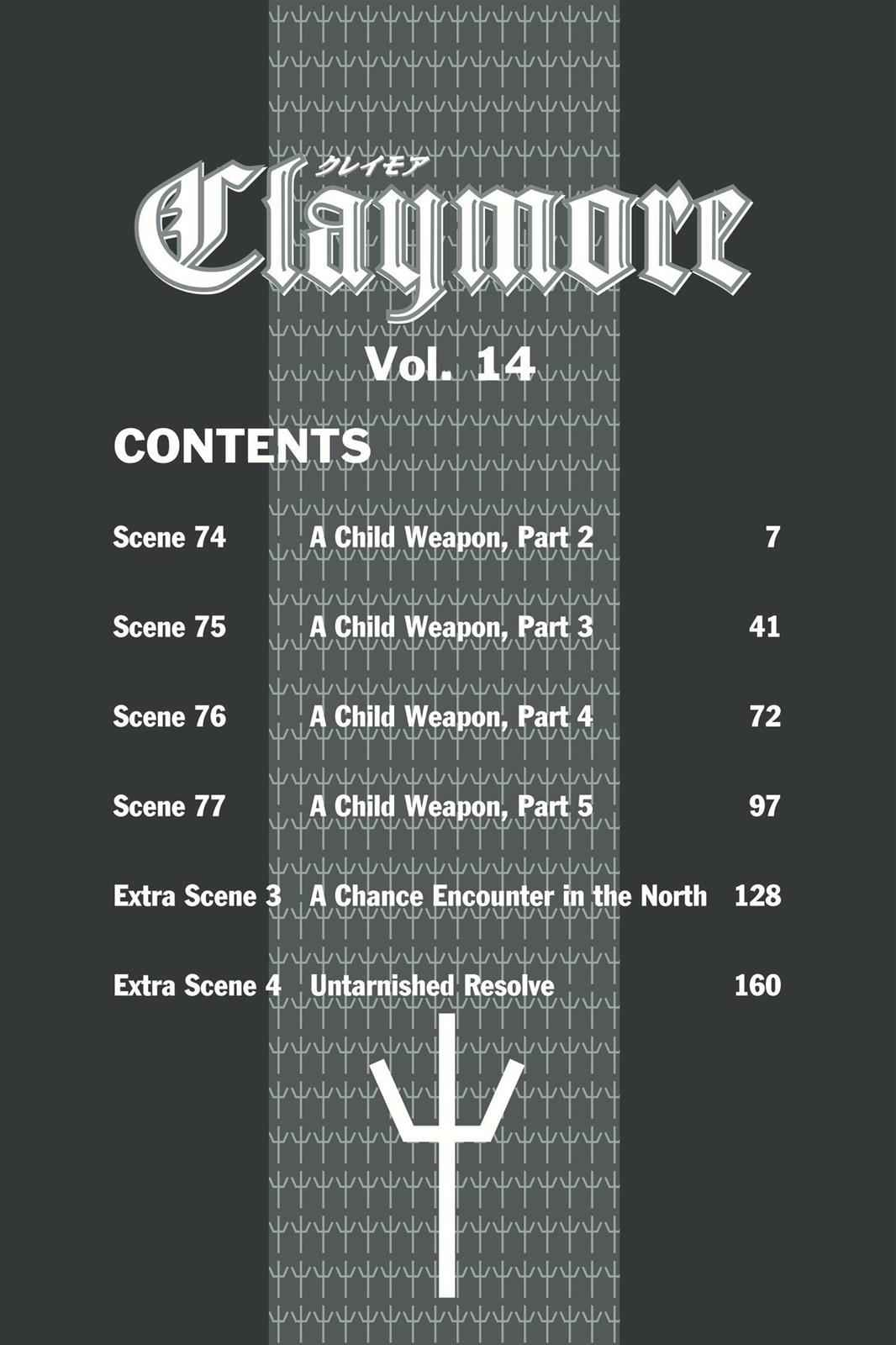Claymore Chapter 74 Page 6