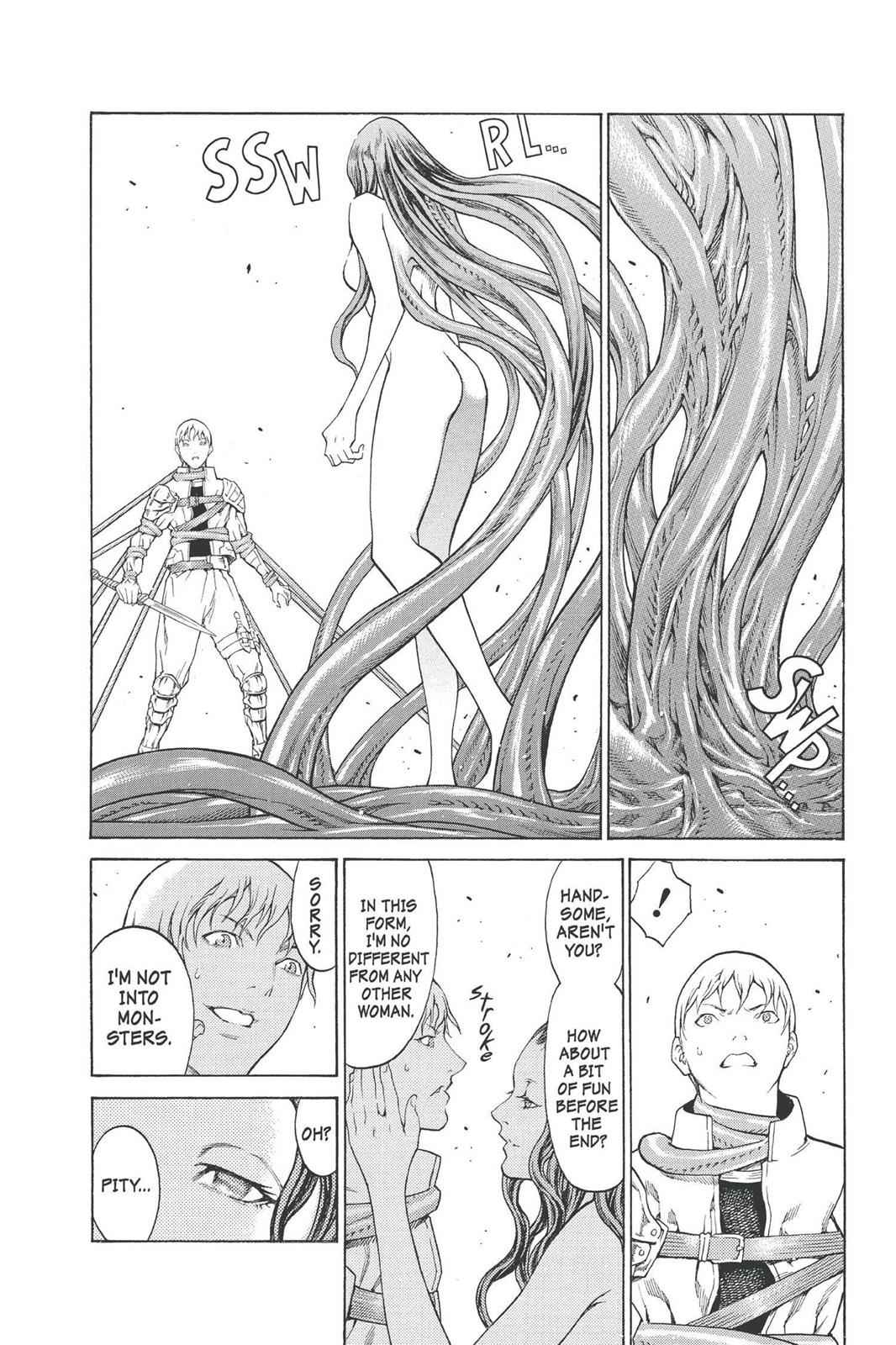 Claymore Chapter 75 Page 13