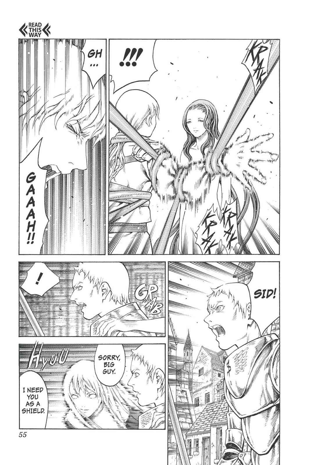 Claymore Chapter 75 Page 14