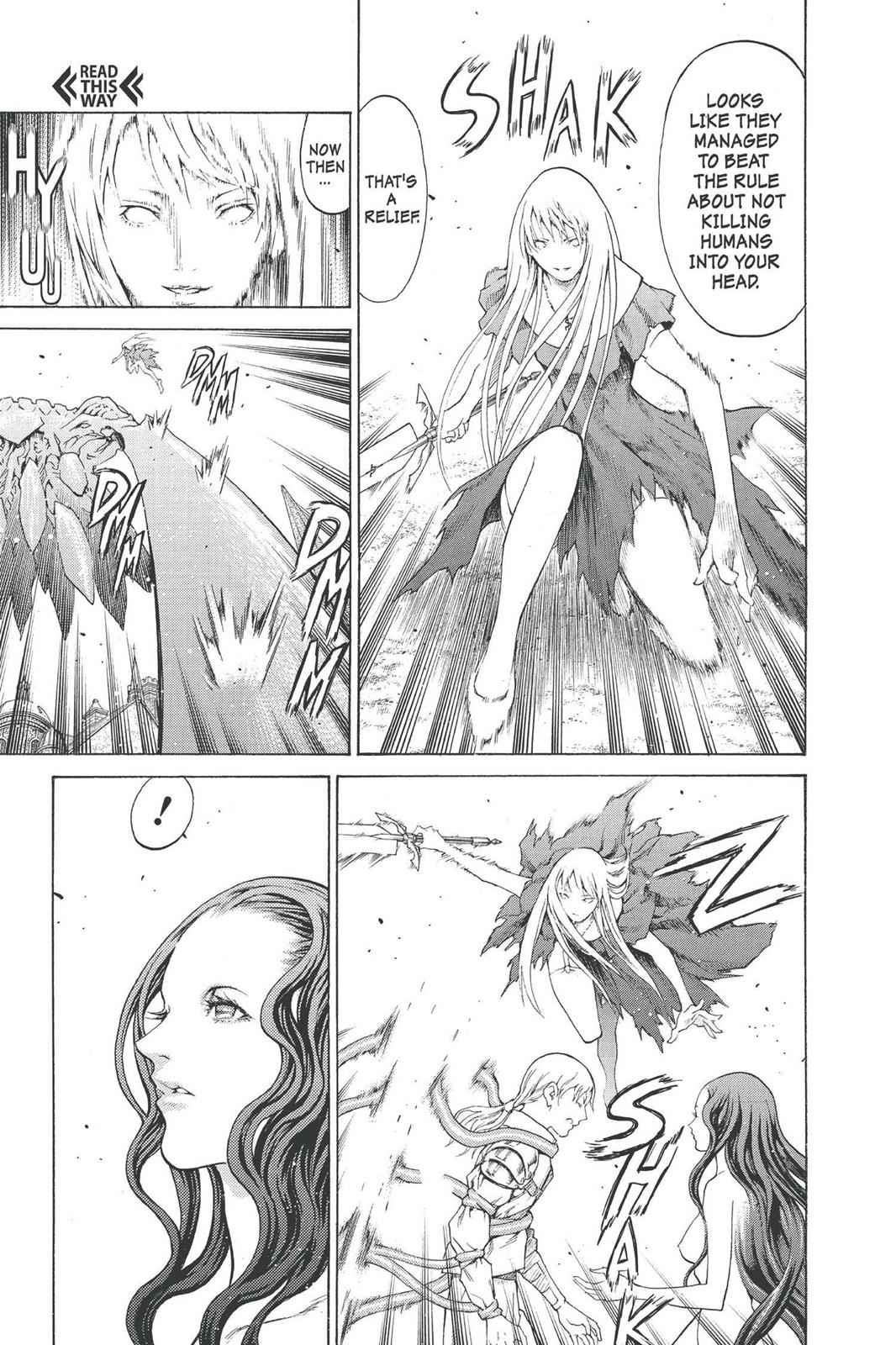 Claymore Chapter 75 Page 16