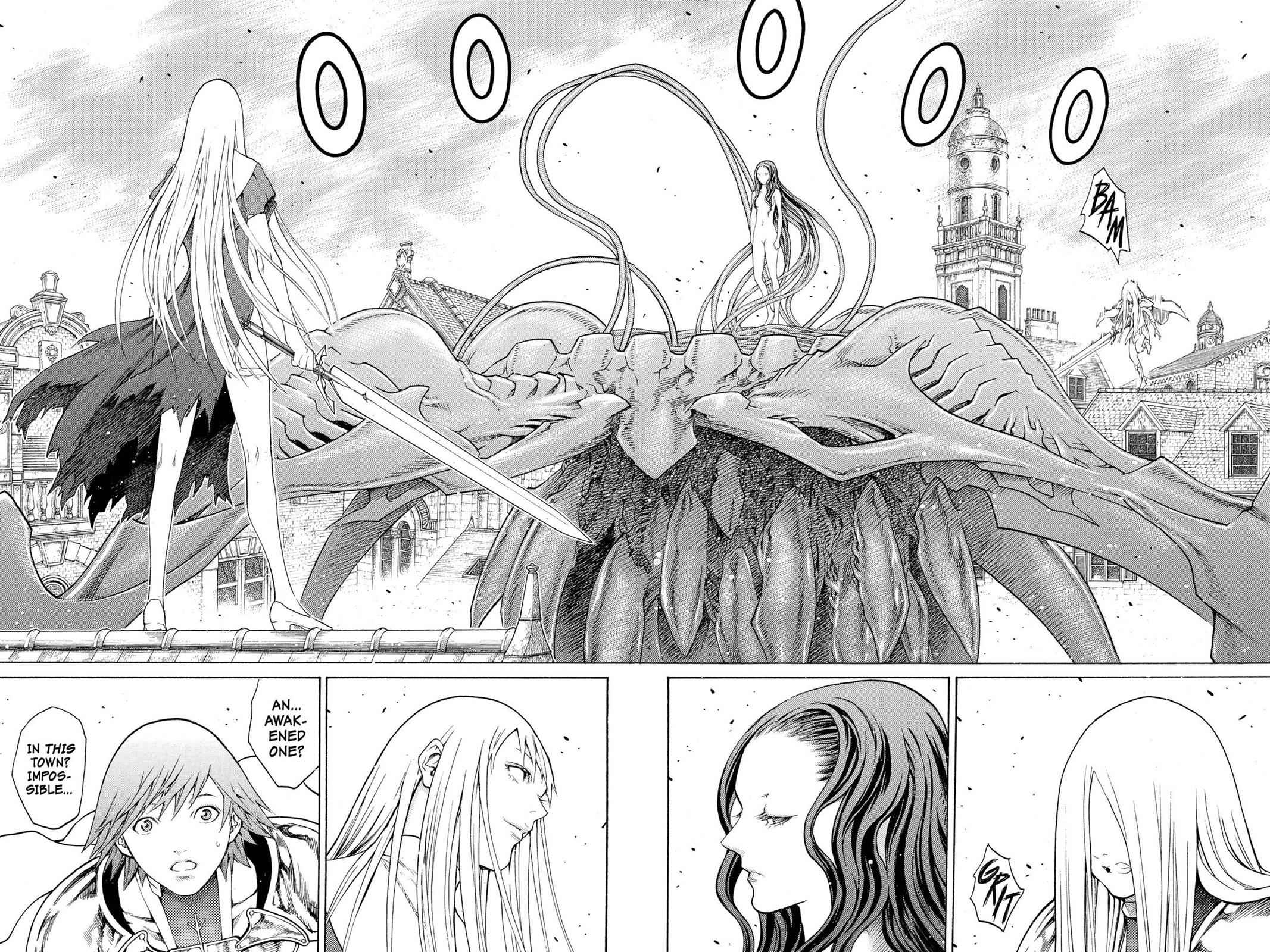 Claymore Chapter 75 Page 19
