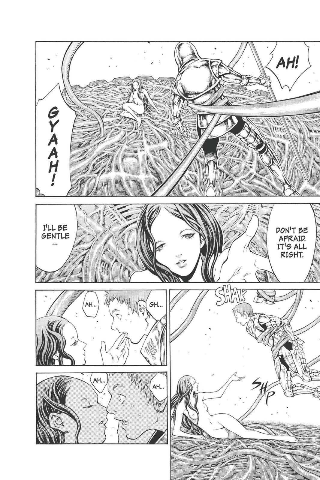Claymore Chapter 75 Page 5