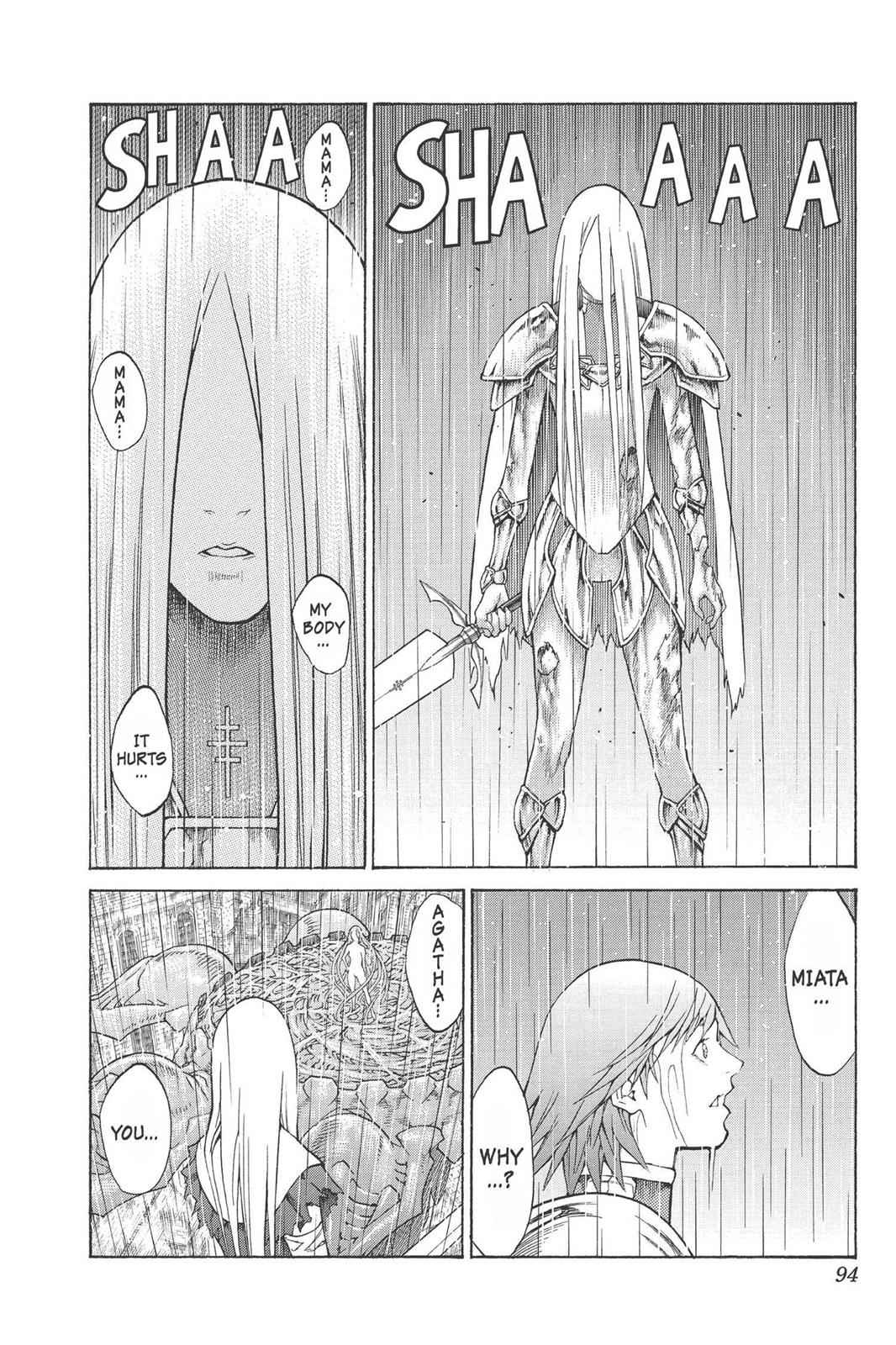 Claymore Chapter 76 Page 23