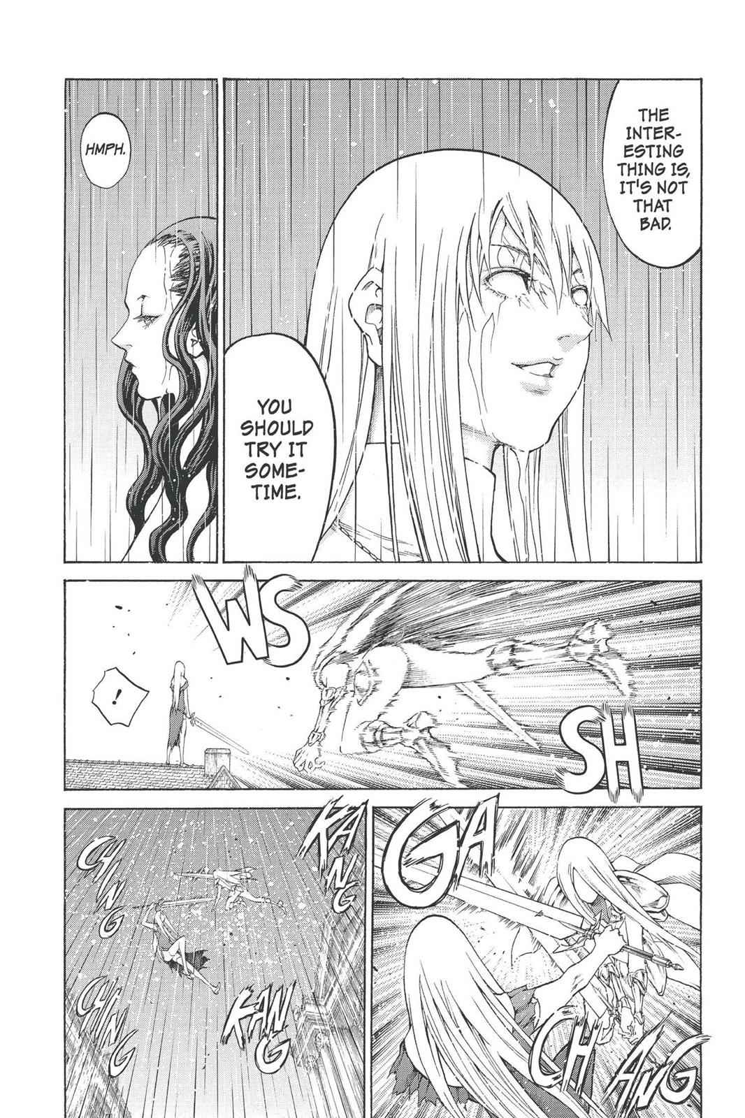 Claymore Chapter 76 Page 9