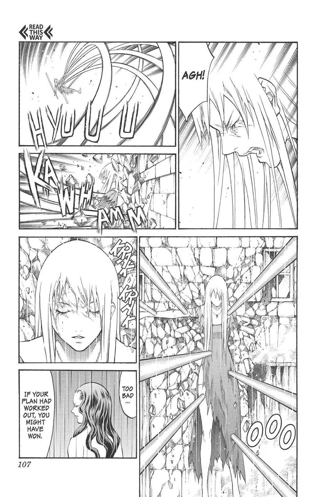 Claymore Chapter 77 Page 11