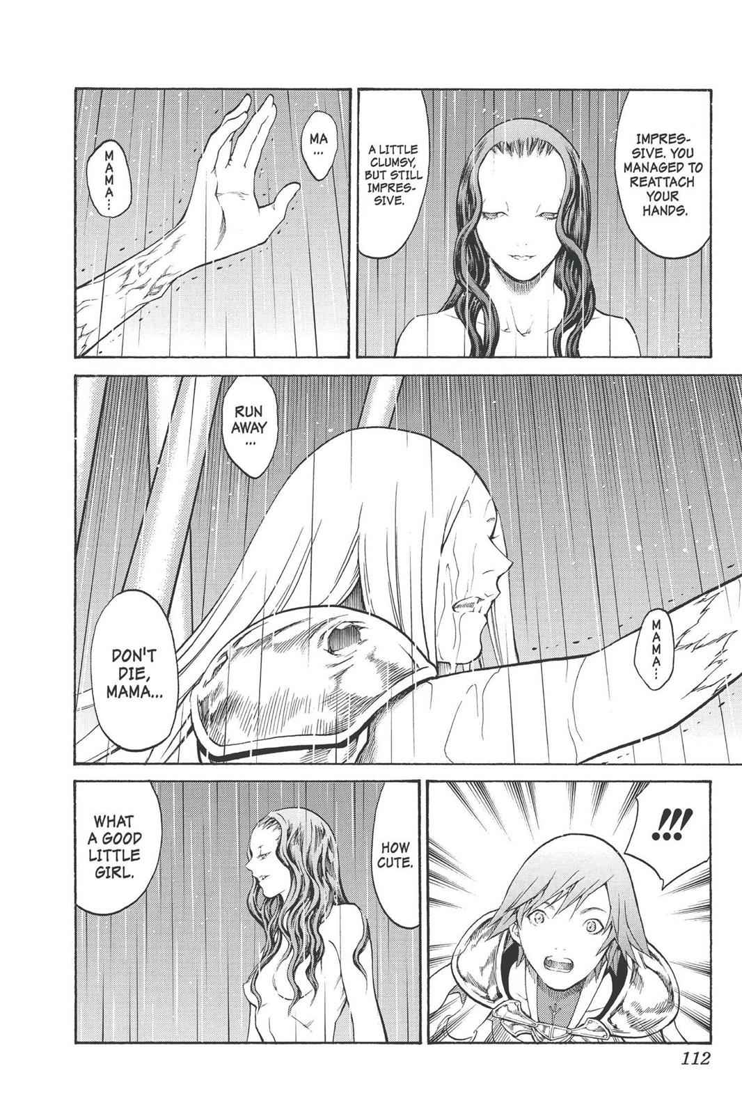 Claymore Chapter 77 Page 16
