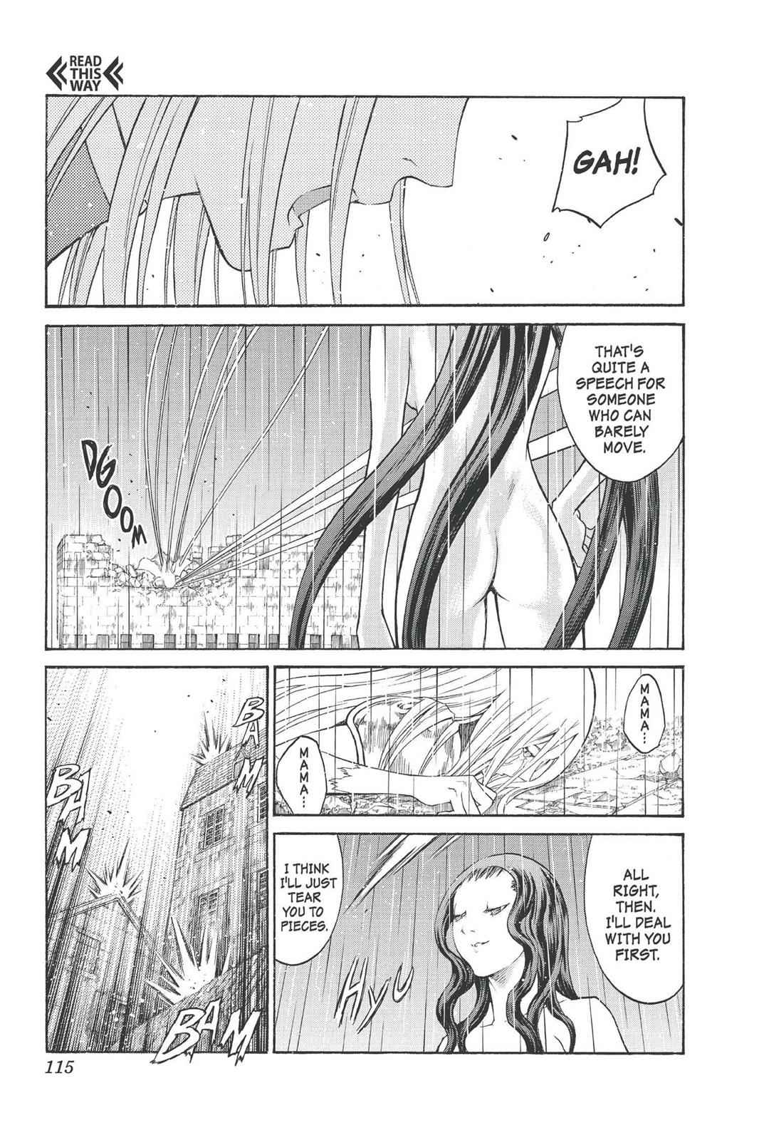 Claymore Chapter 77 Page 19