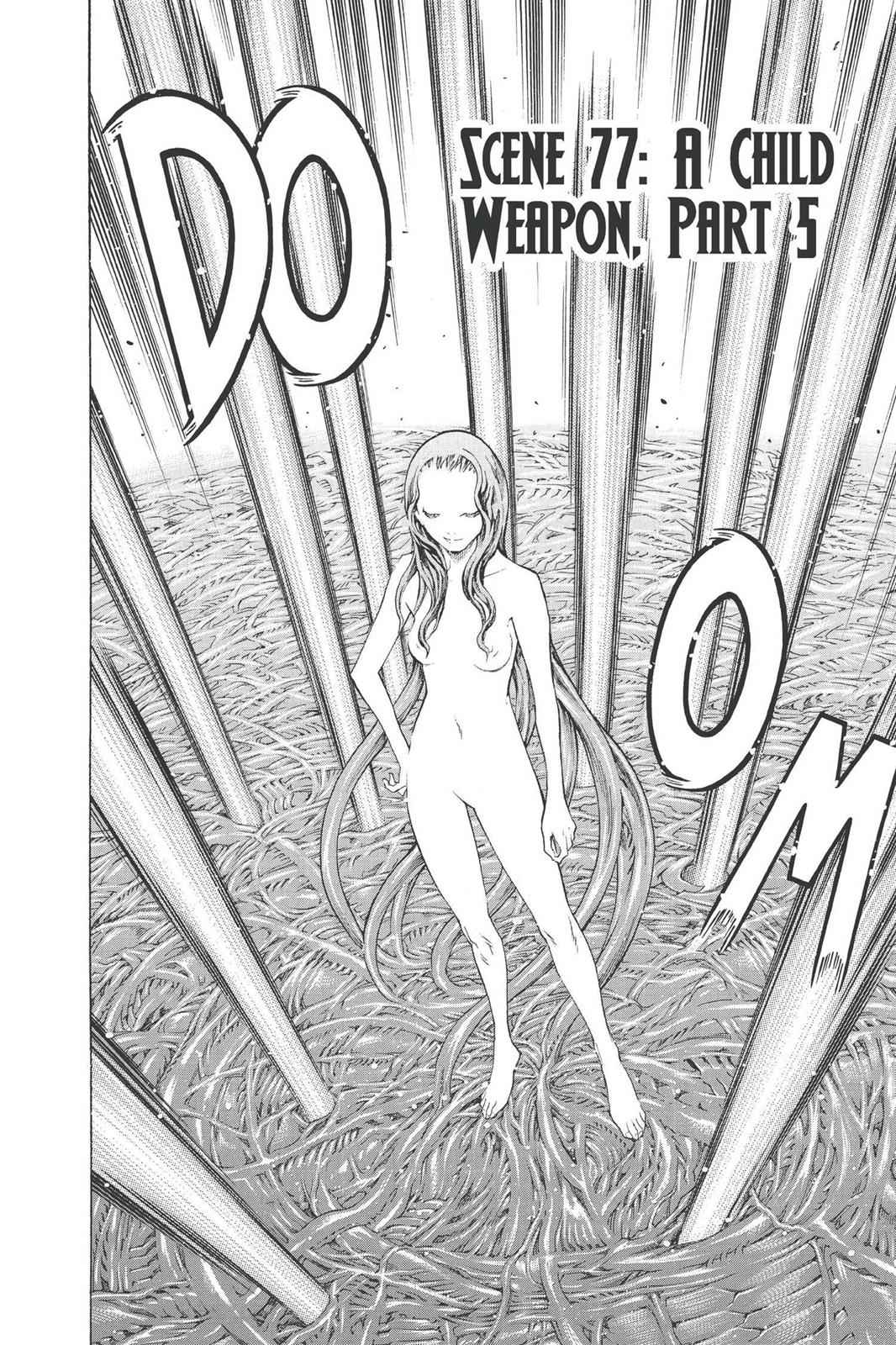 Claymore Chapter 77 Page 2