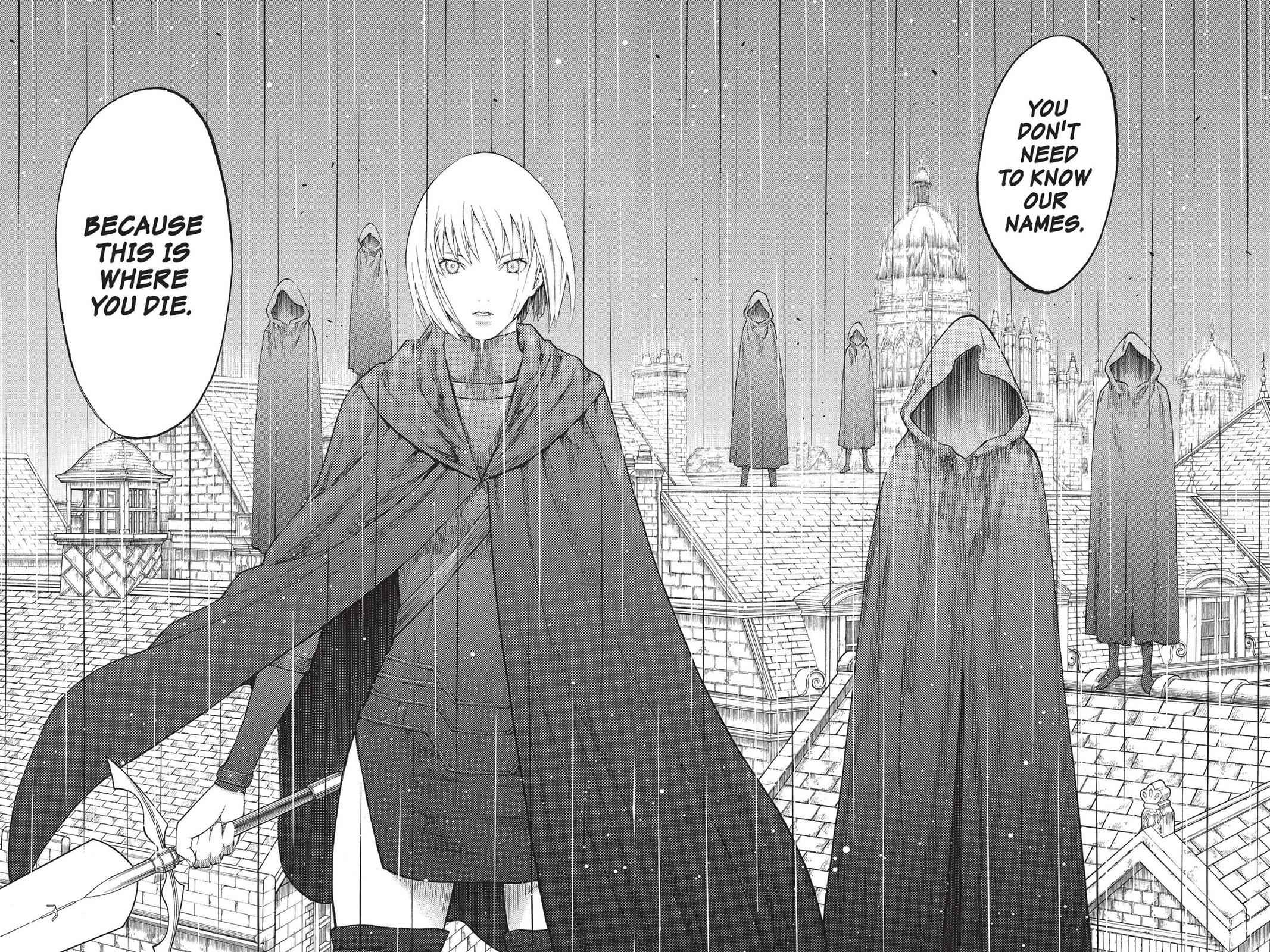 Claymore Chapter 77 Page 29