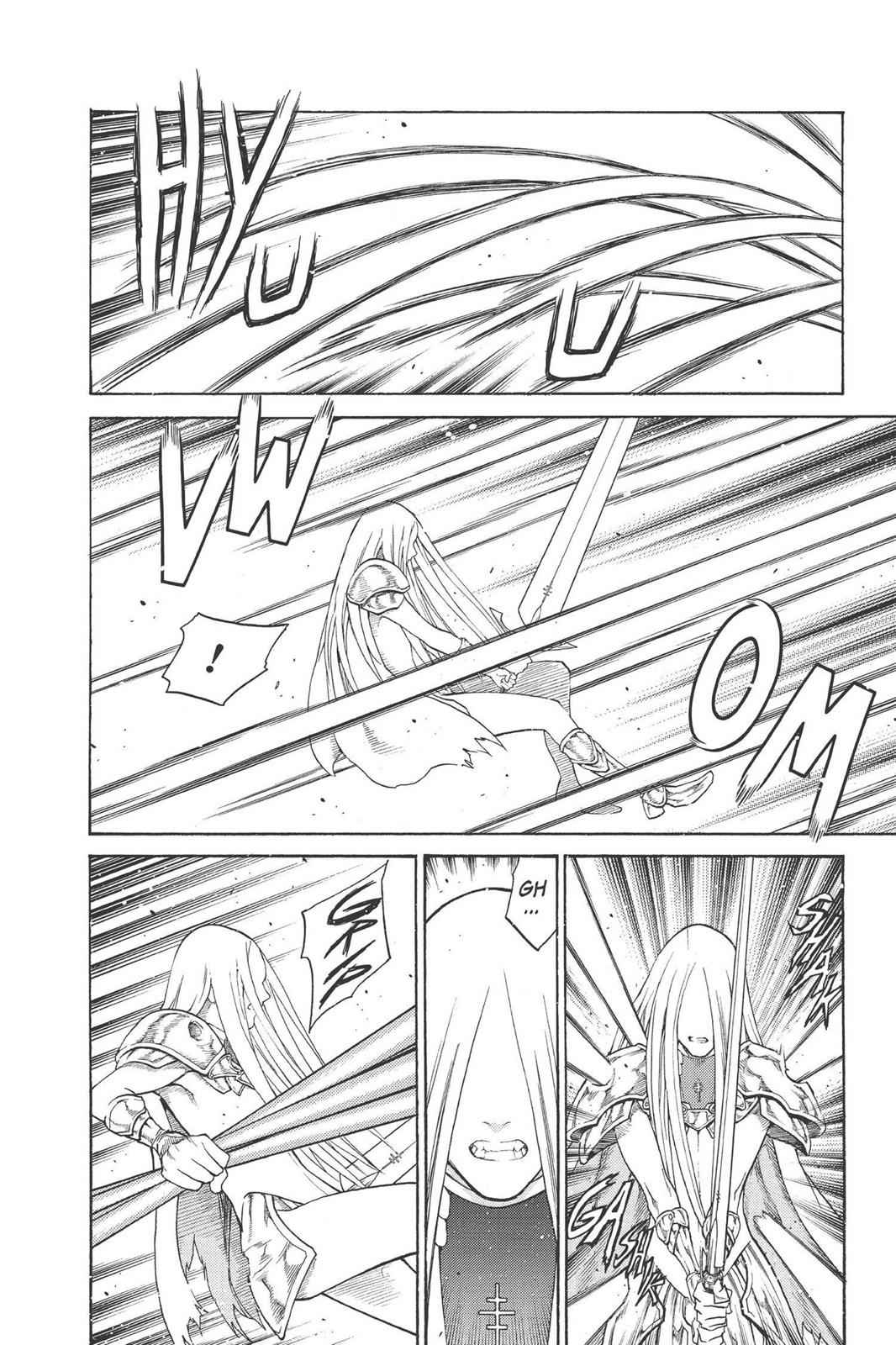 Claymore Chapter 77 Page 6