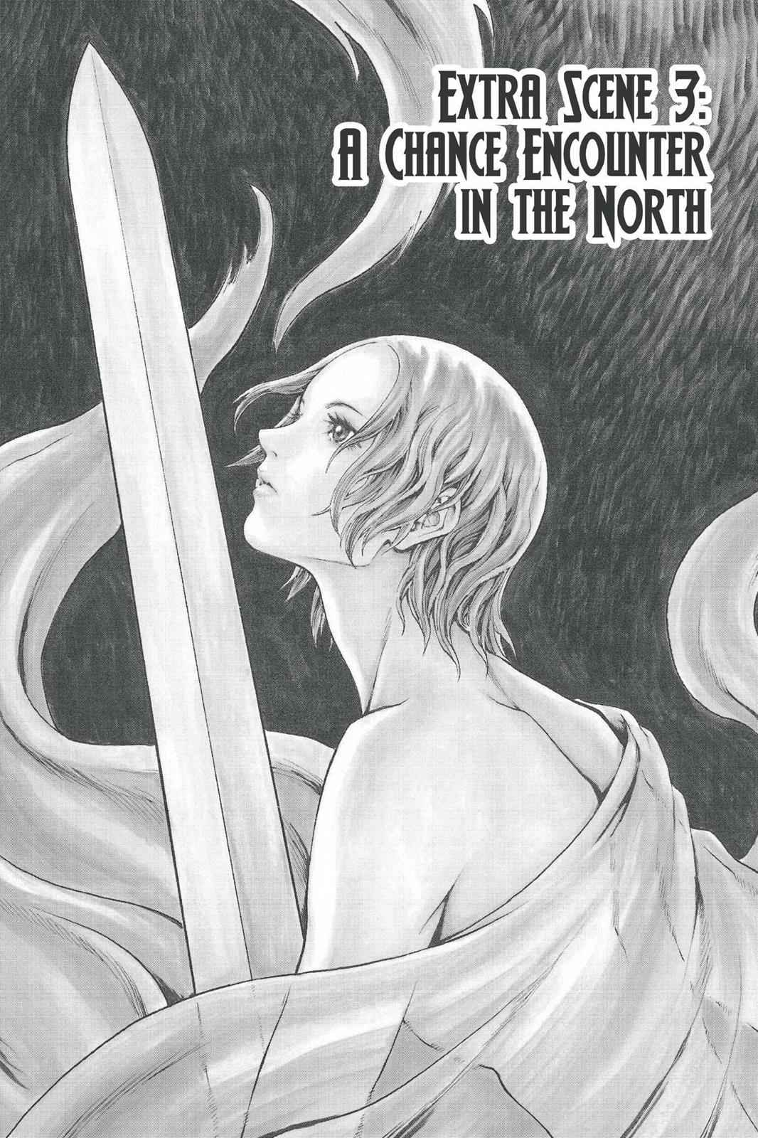 Claymore Chapter 77.5 Page 1