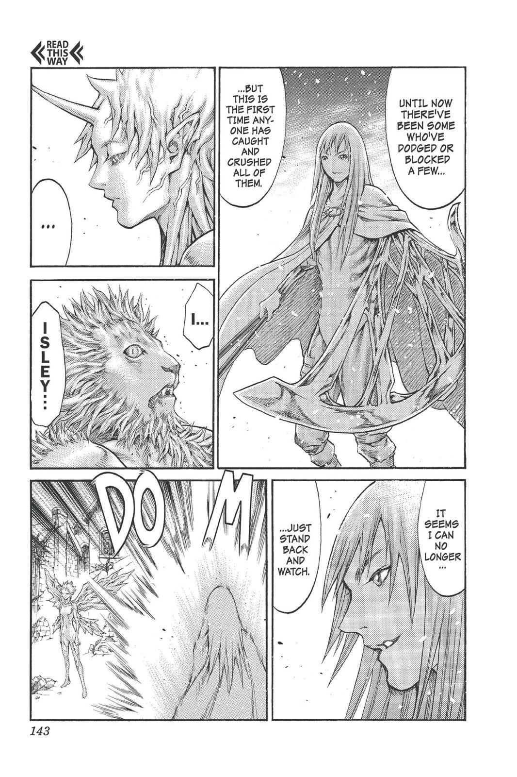 Claymore Chapter 77.5 Page 16