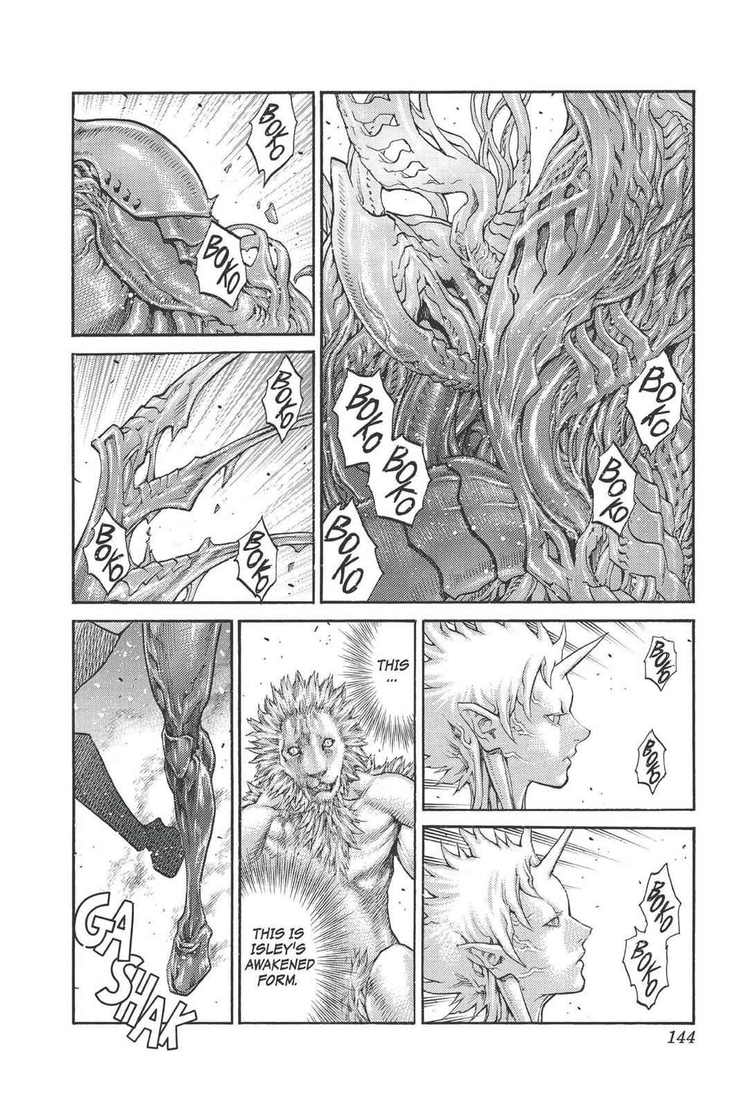 Claymore Chapter 77.5 Page 17