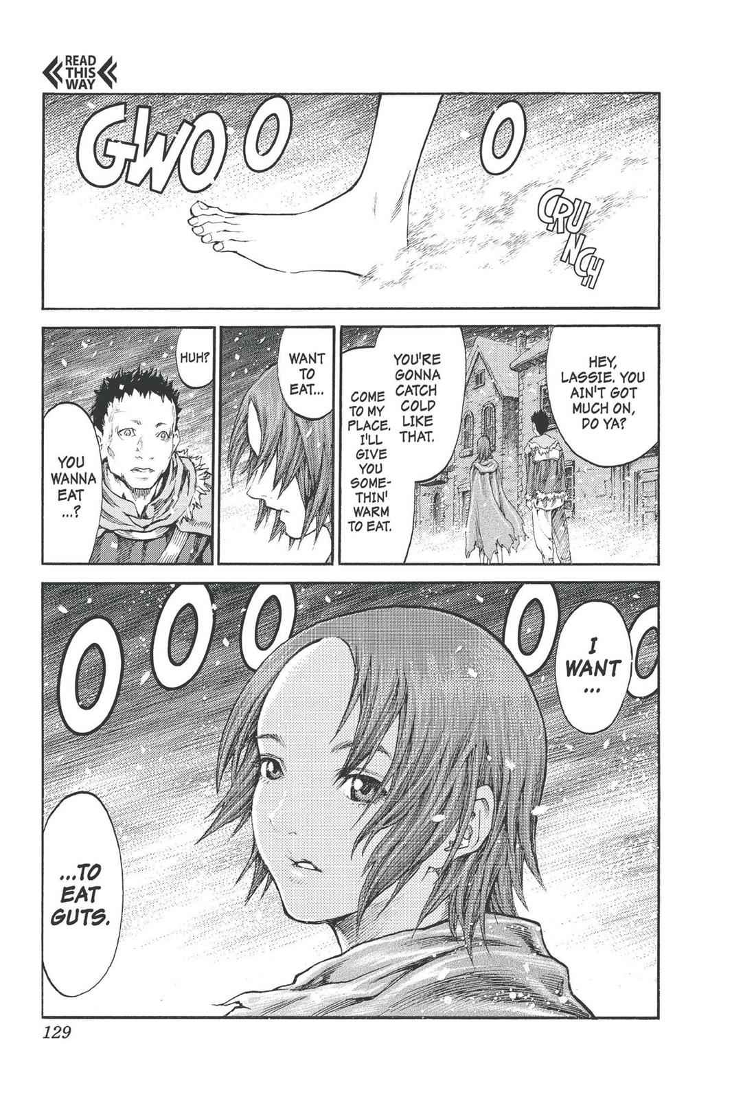 Claymore Chapter 77.5 Page 2