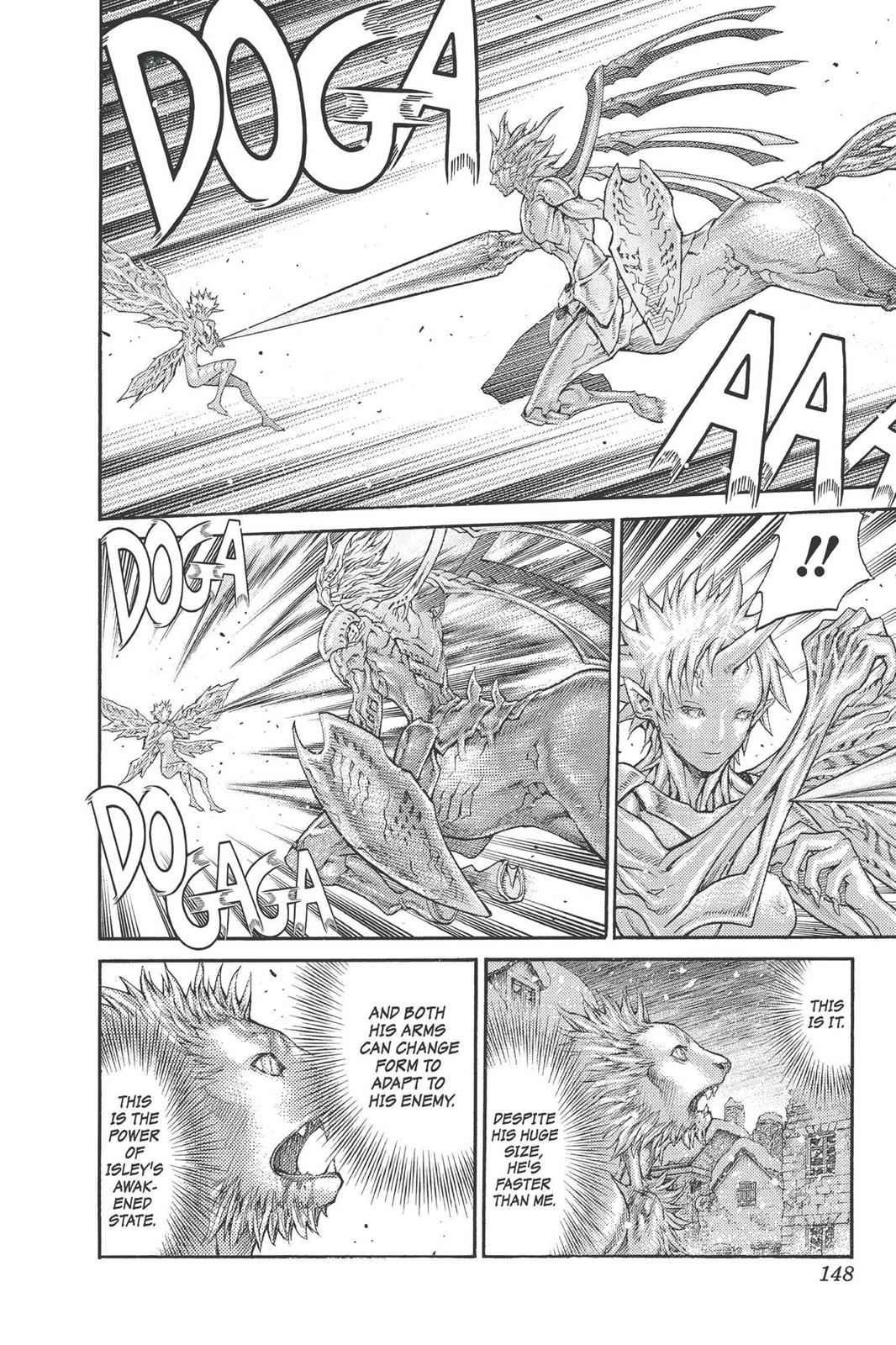Claymore Chapter 77.5 Page 21