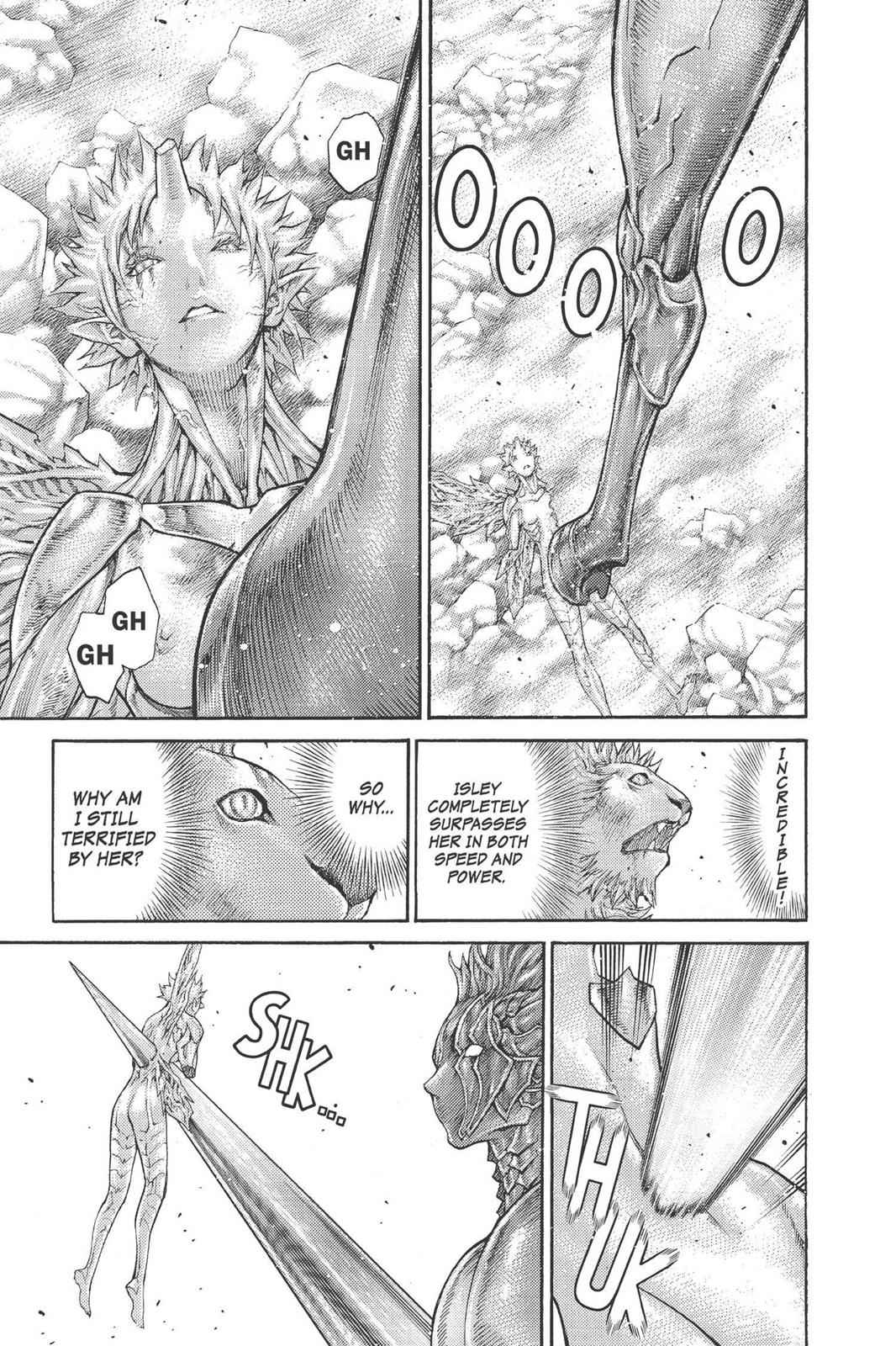 Claymore Chapter 77.5 Page 24