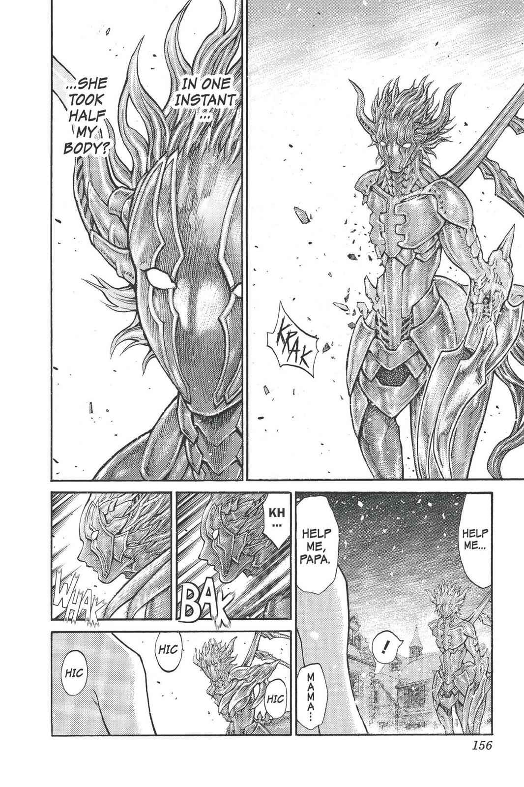 Claymore Chapter 77.5 Page 29