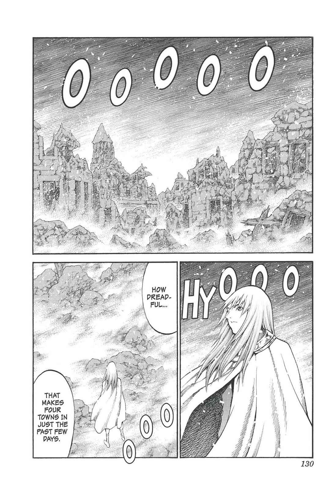Claymore Chapter 77.5 Page 3