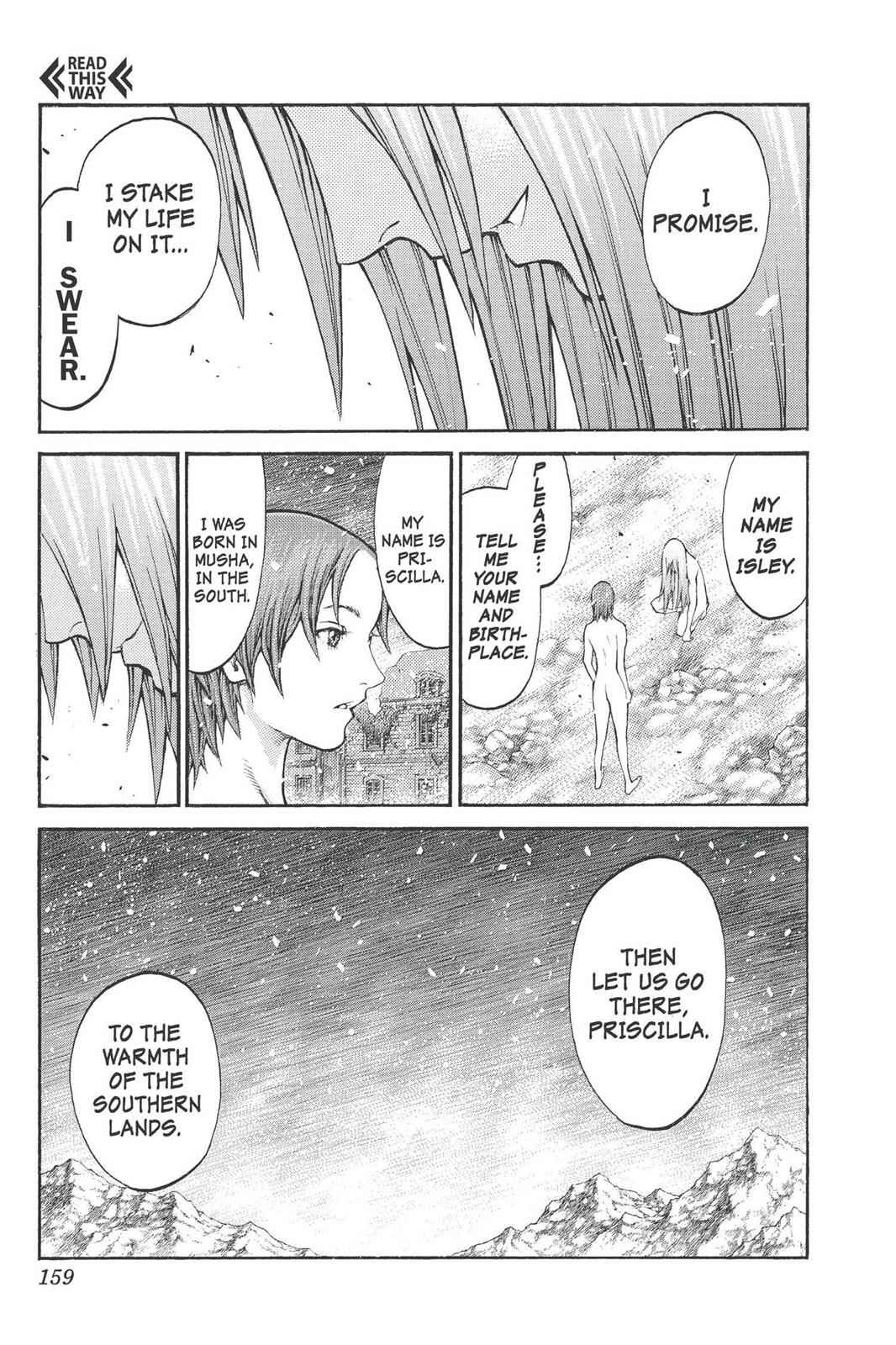 Claymore Chapter 77.5 Page 32