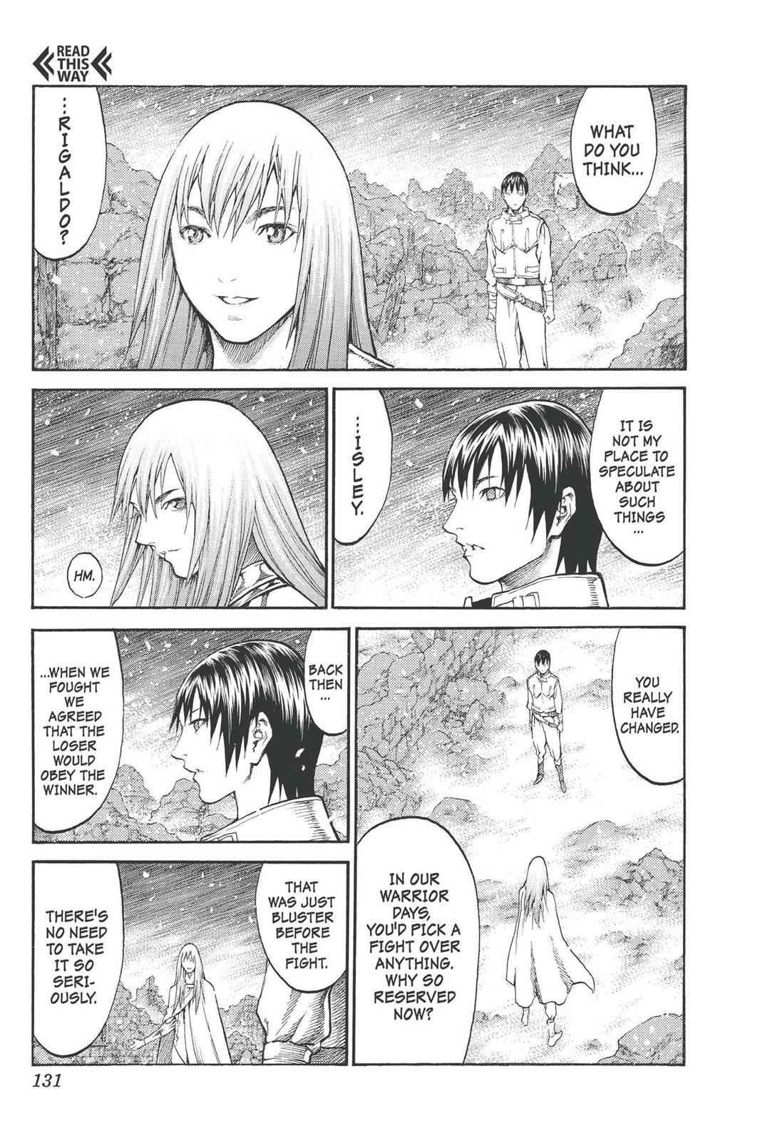 Claymore Chapter 77.5 Page 4