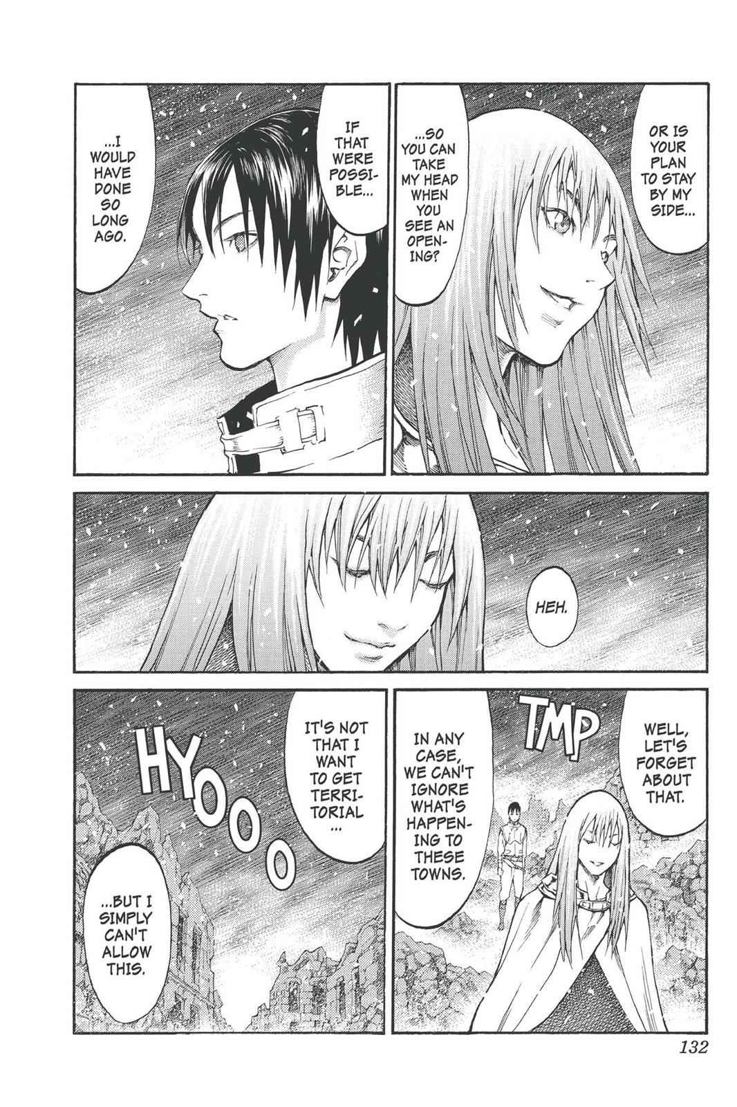 Claymore Chapter 77.5 Page 5