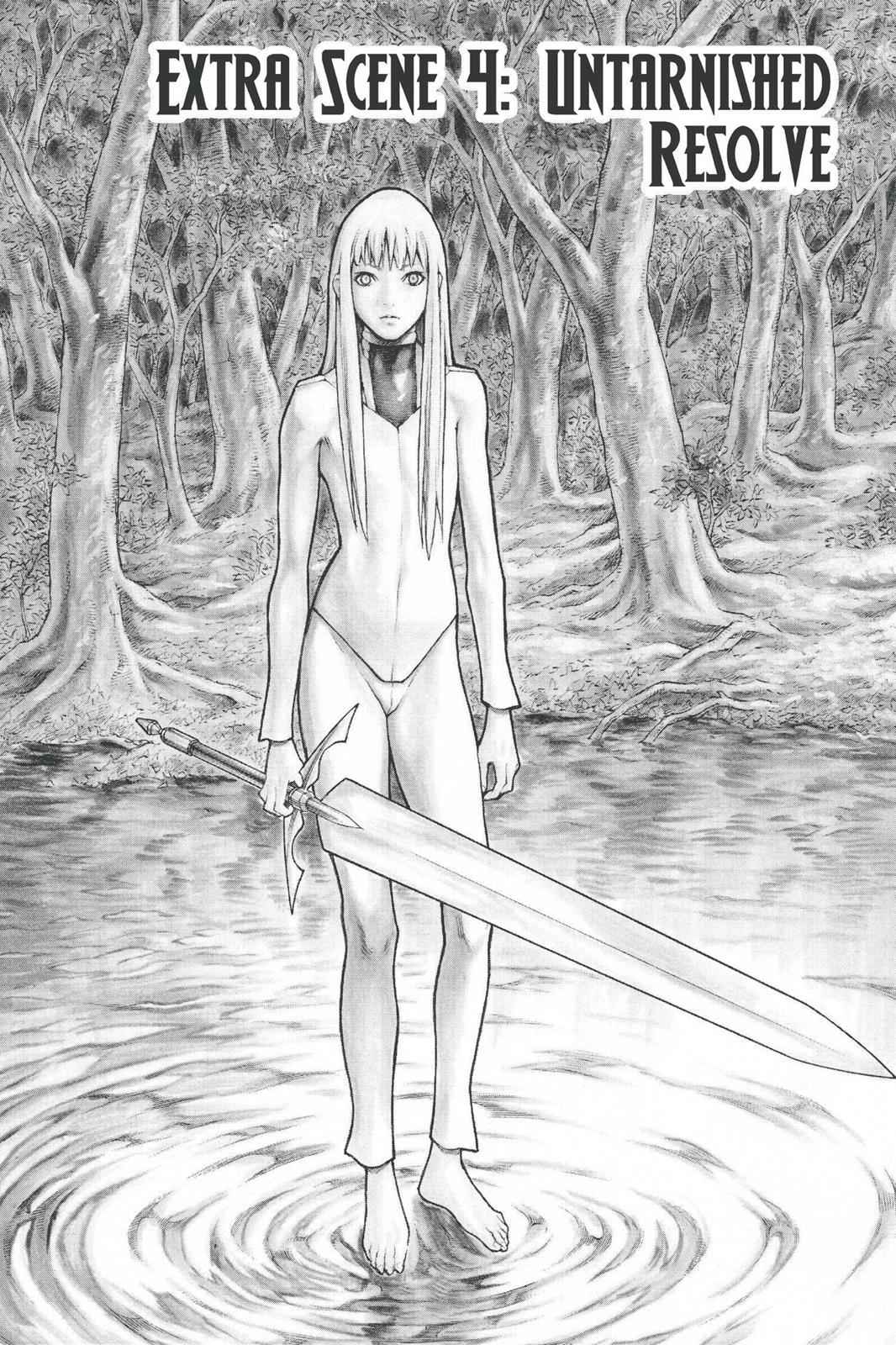 Claymore Chapter 77.6 Page 1