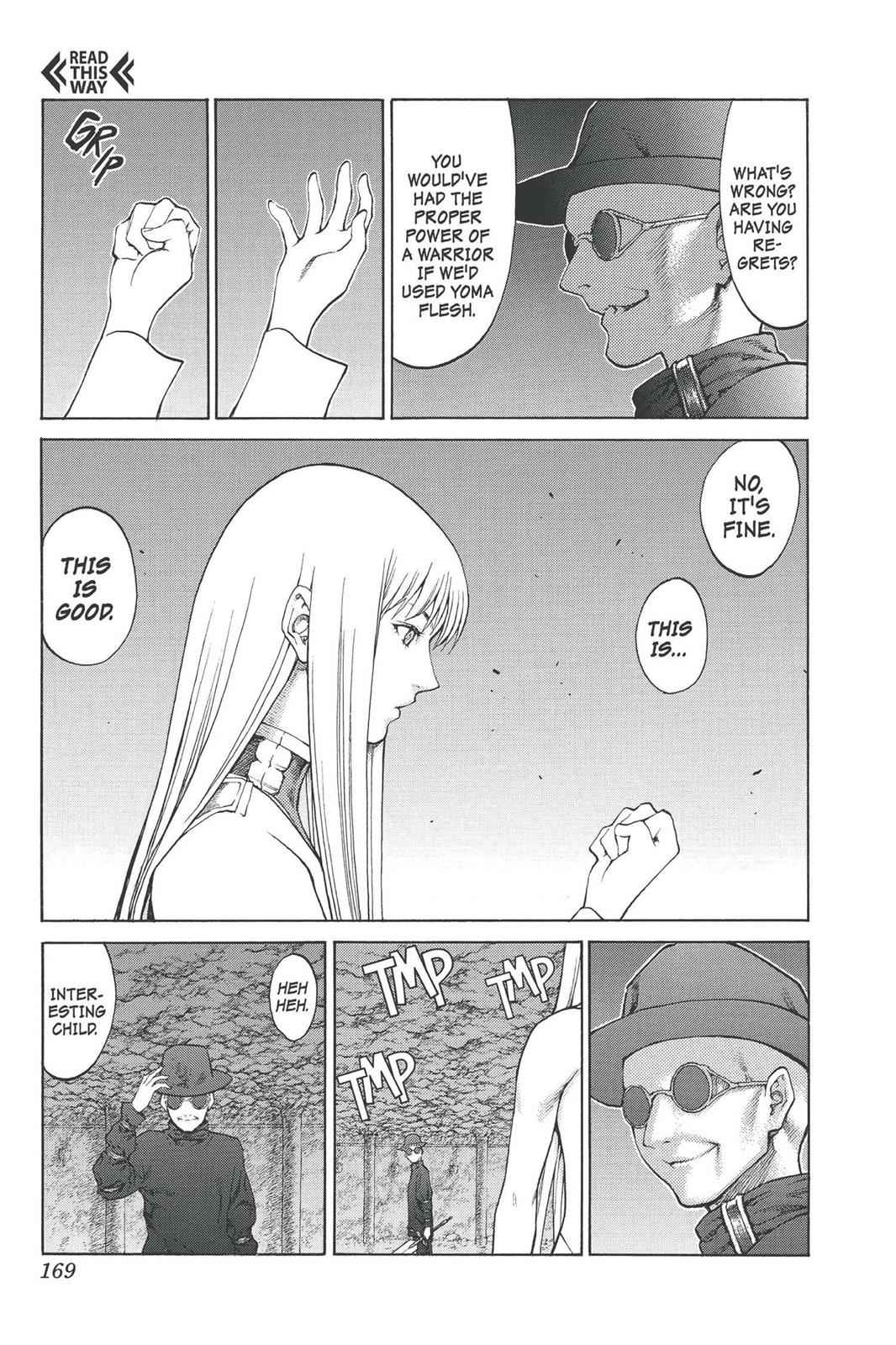 Claymore Chapter 77.6 Page 10