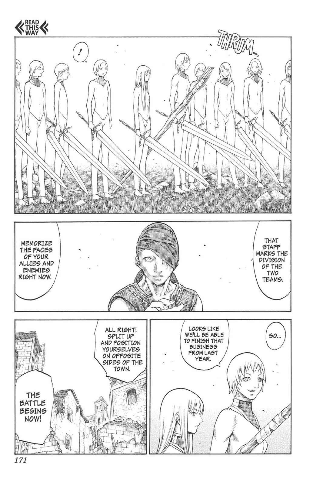 Claymore Chapter 77.6 Page 12