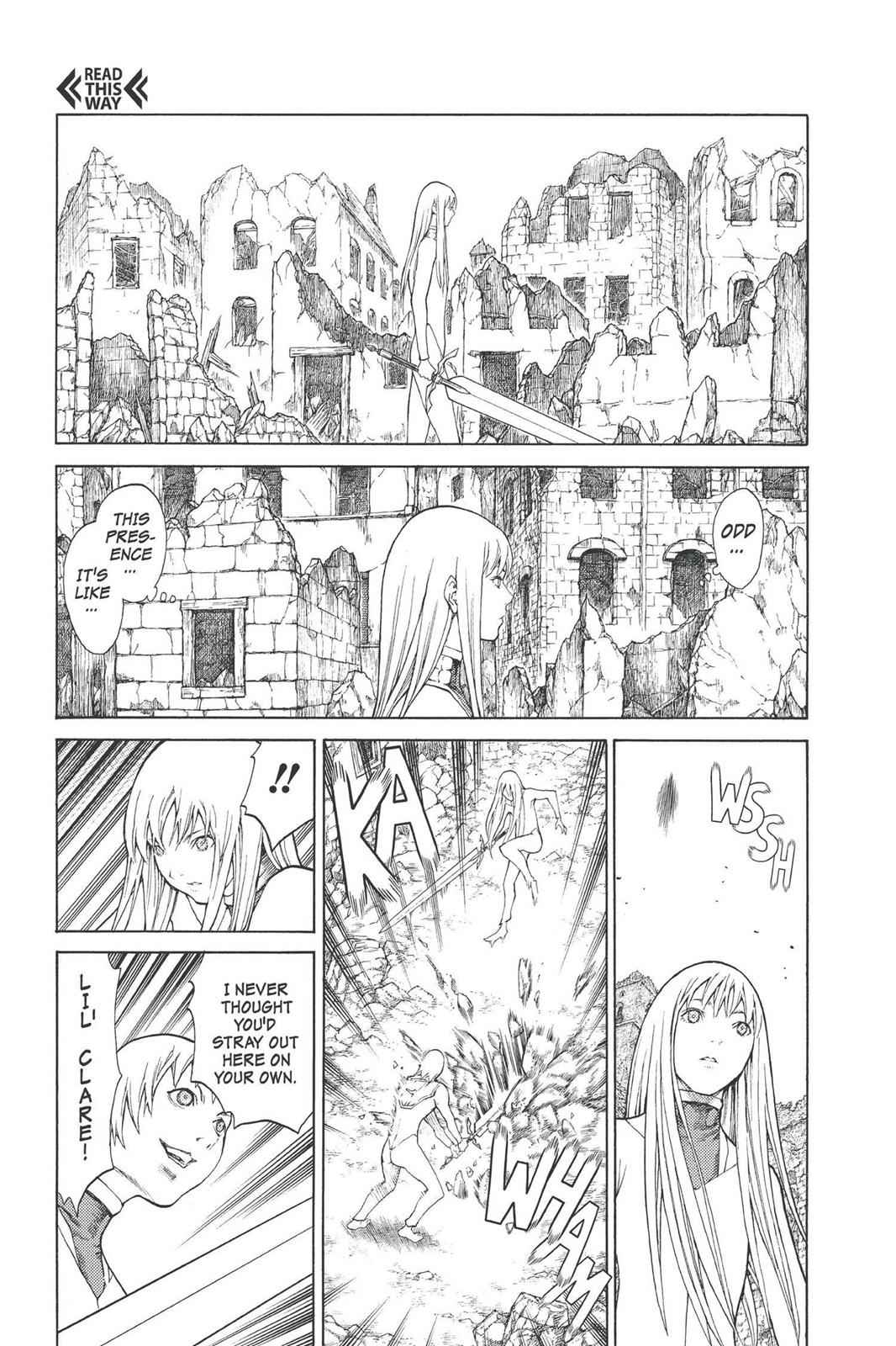 Claymore Chapter 77.6 Page 14