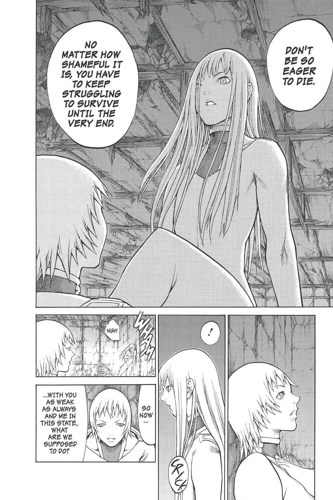 Claymore Chapter 77.6 Page 23