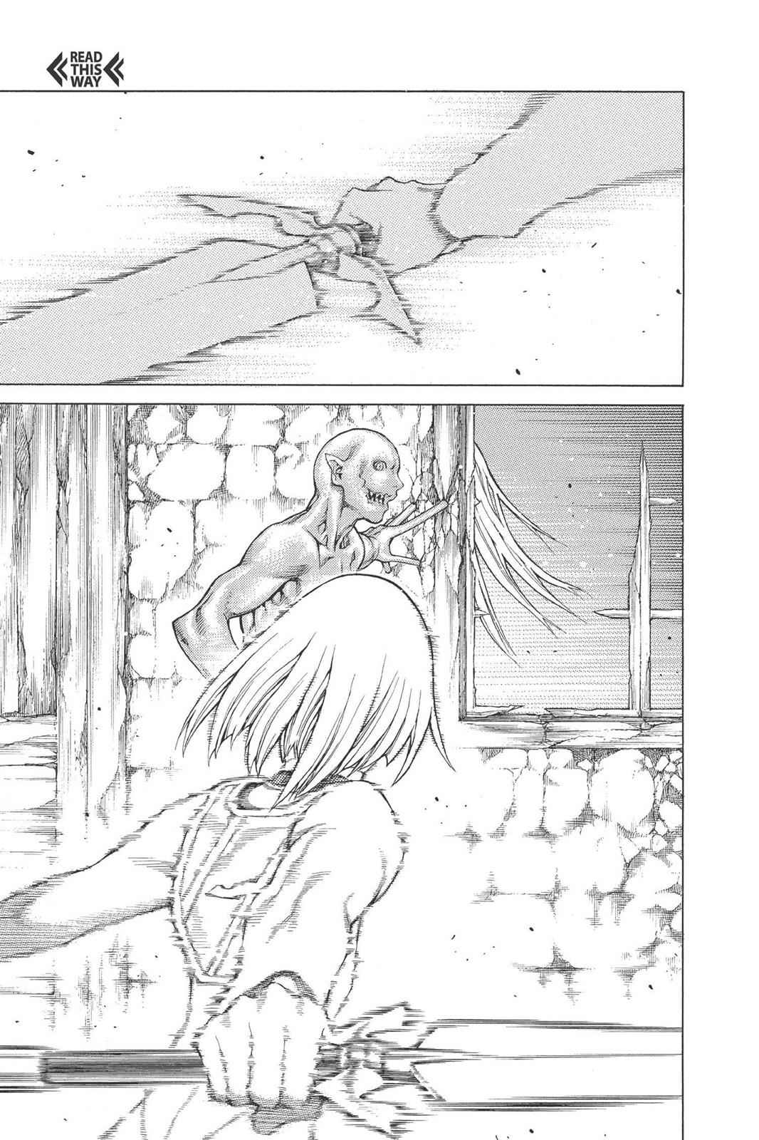 Claymore Chapter 77.6 Page 26