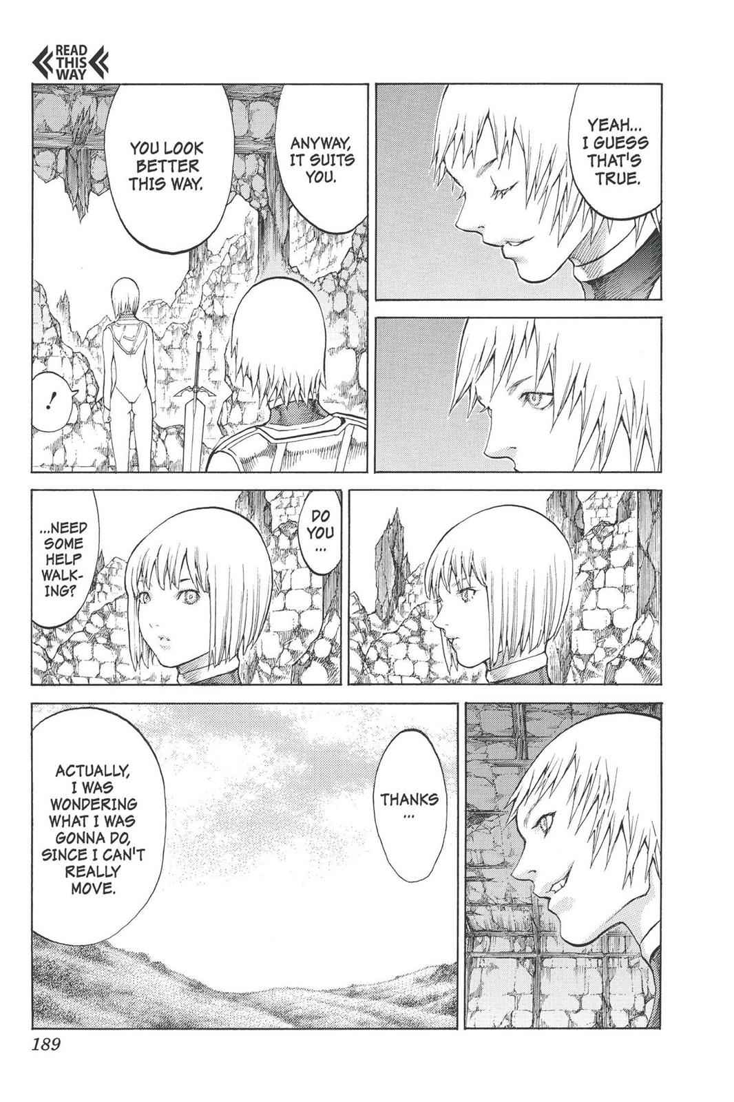 Claymore Chapter 77.6 Page 29