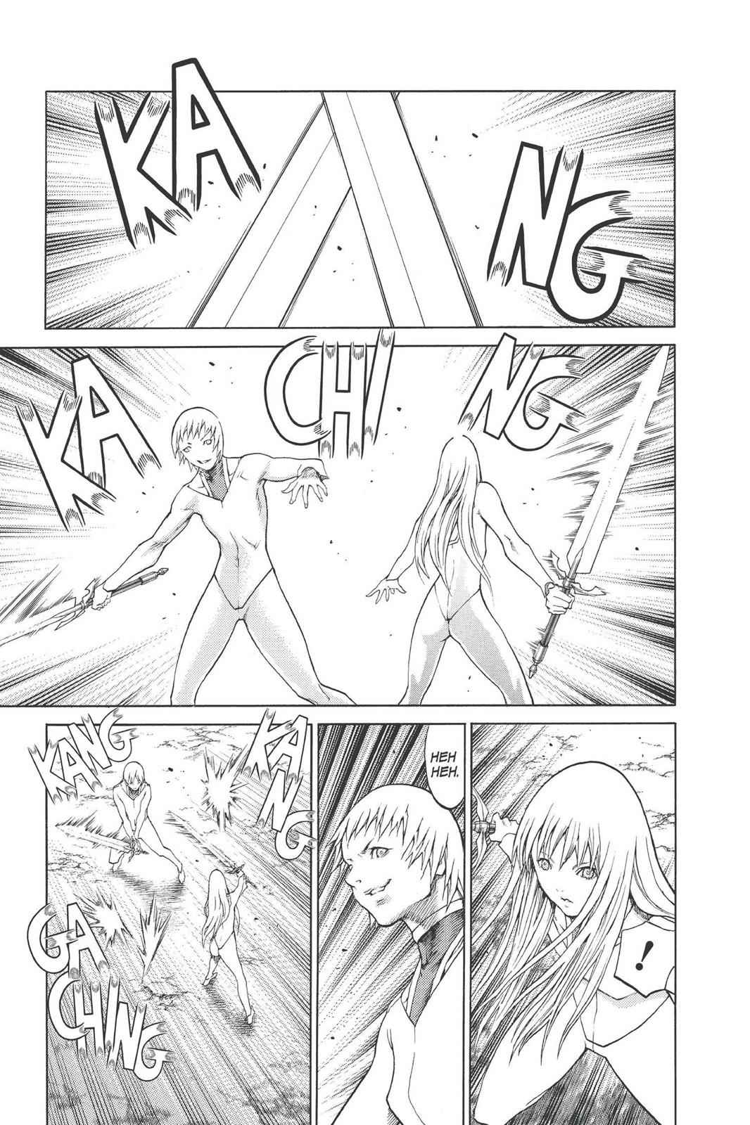 Claymore Chapter 77.6 Page 4