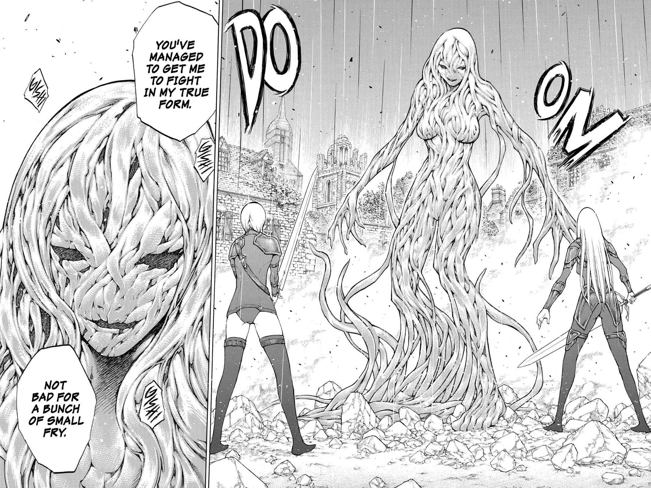Claymore Chapter 78 Page 19