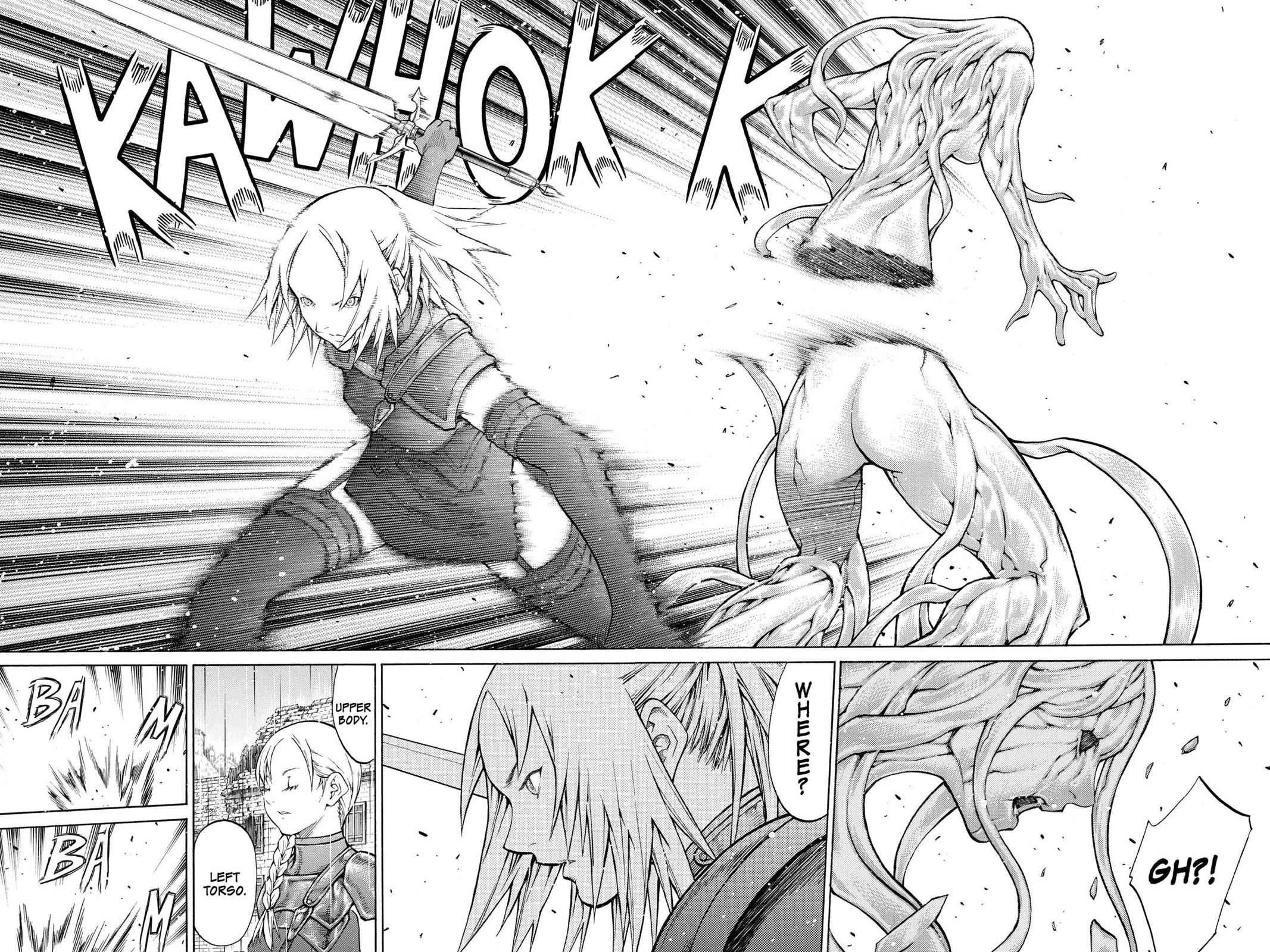 Claymore Chapter 78 Page 24