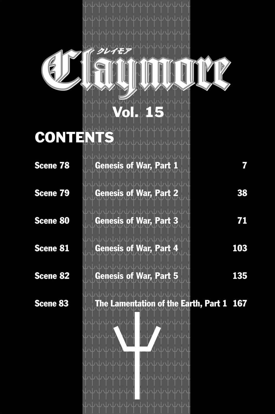 Claymore Chapter 78 Page 6