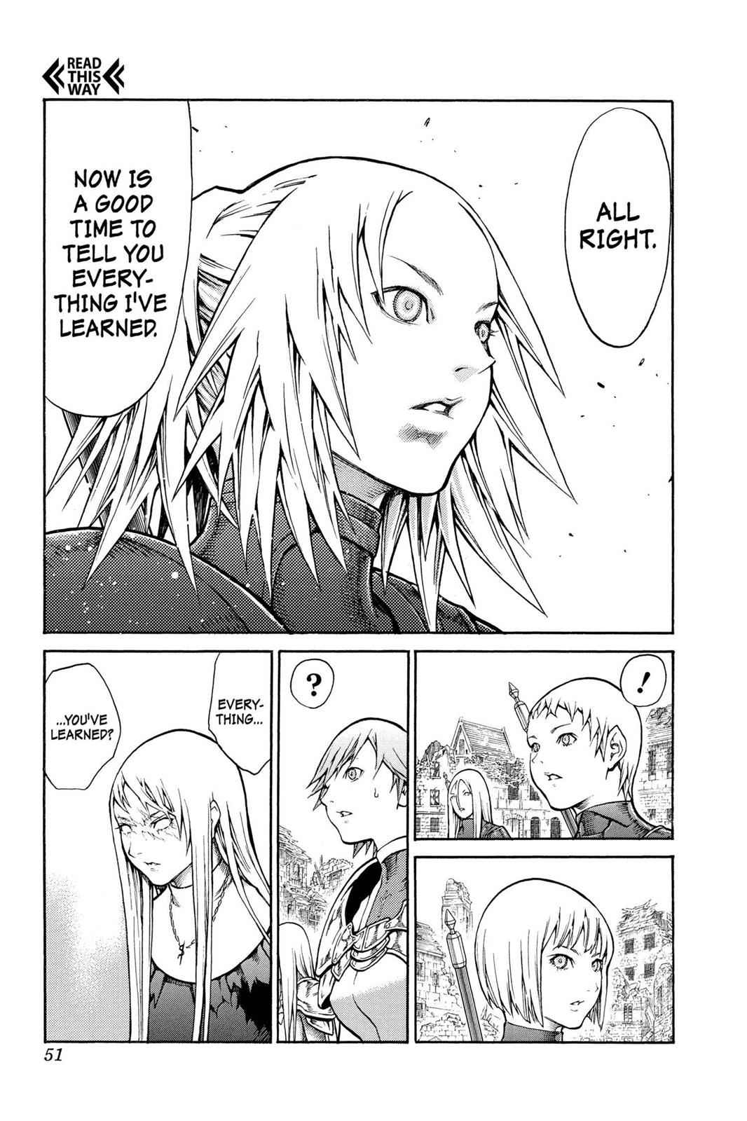 Claymore Chapter 79 Page 13
