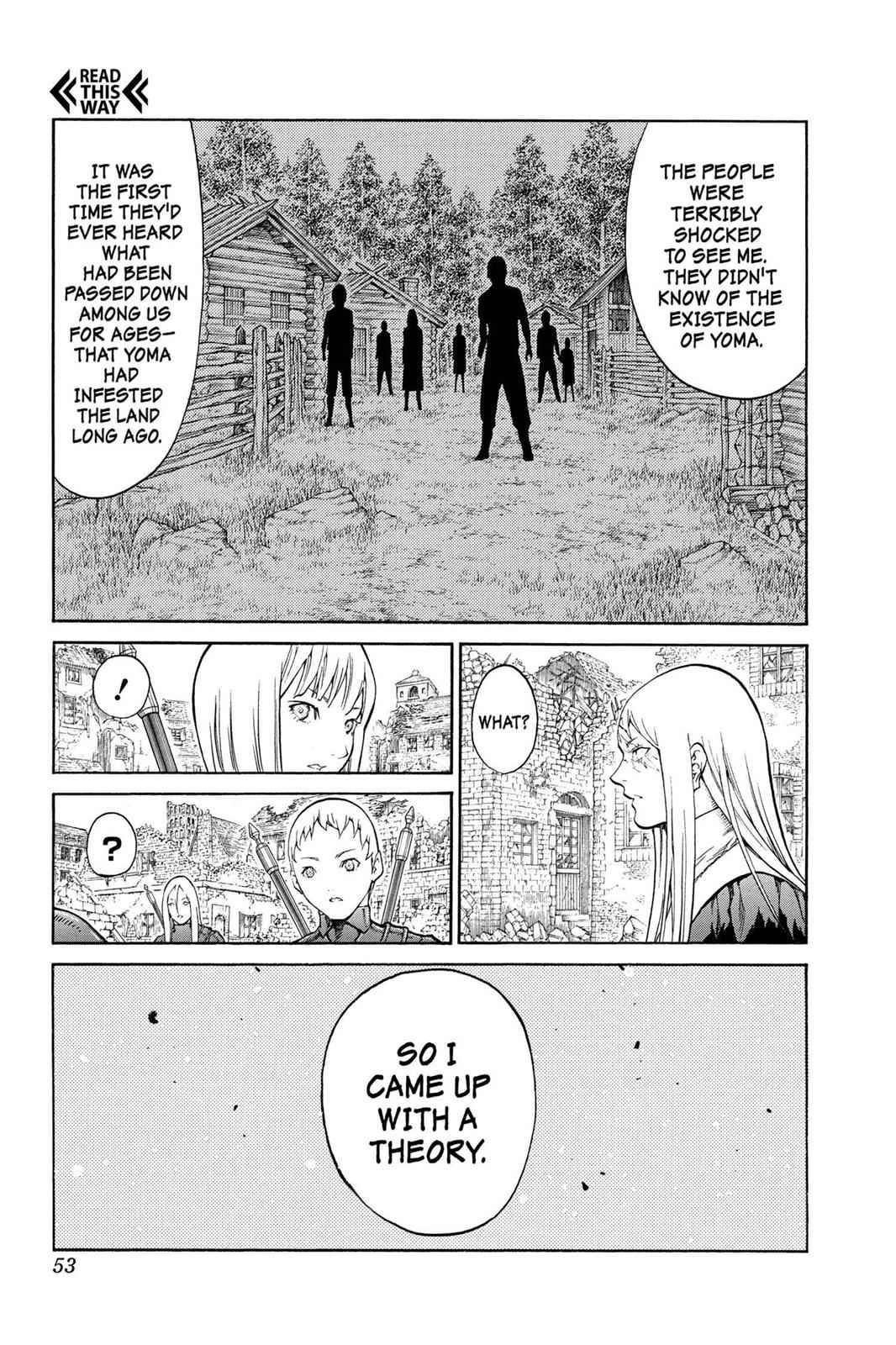 Claymore Chapter 79 Page 15