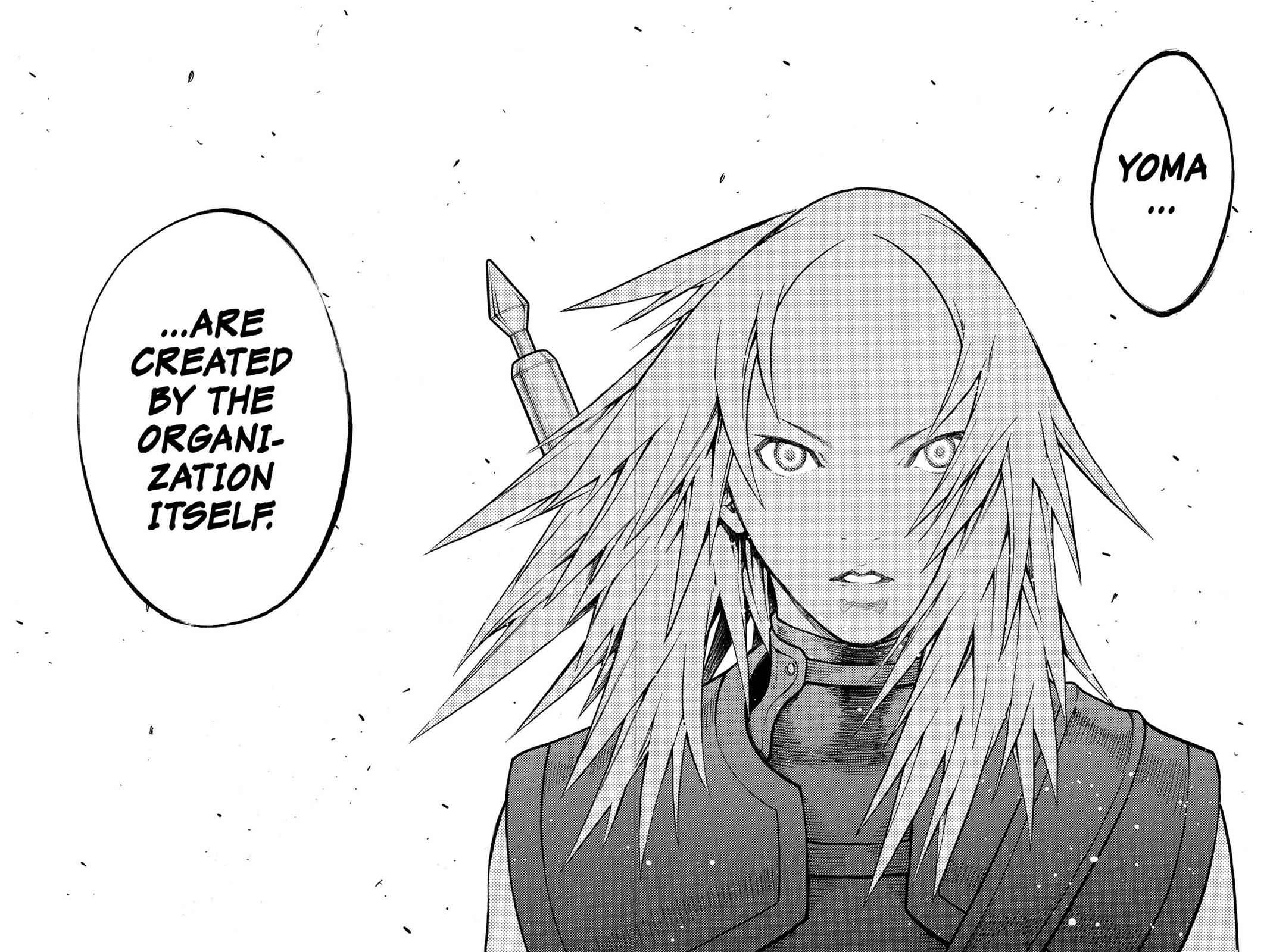 Claymore Chapter 79 Page 16