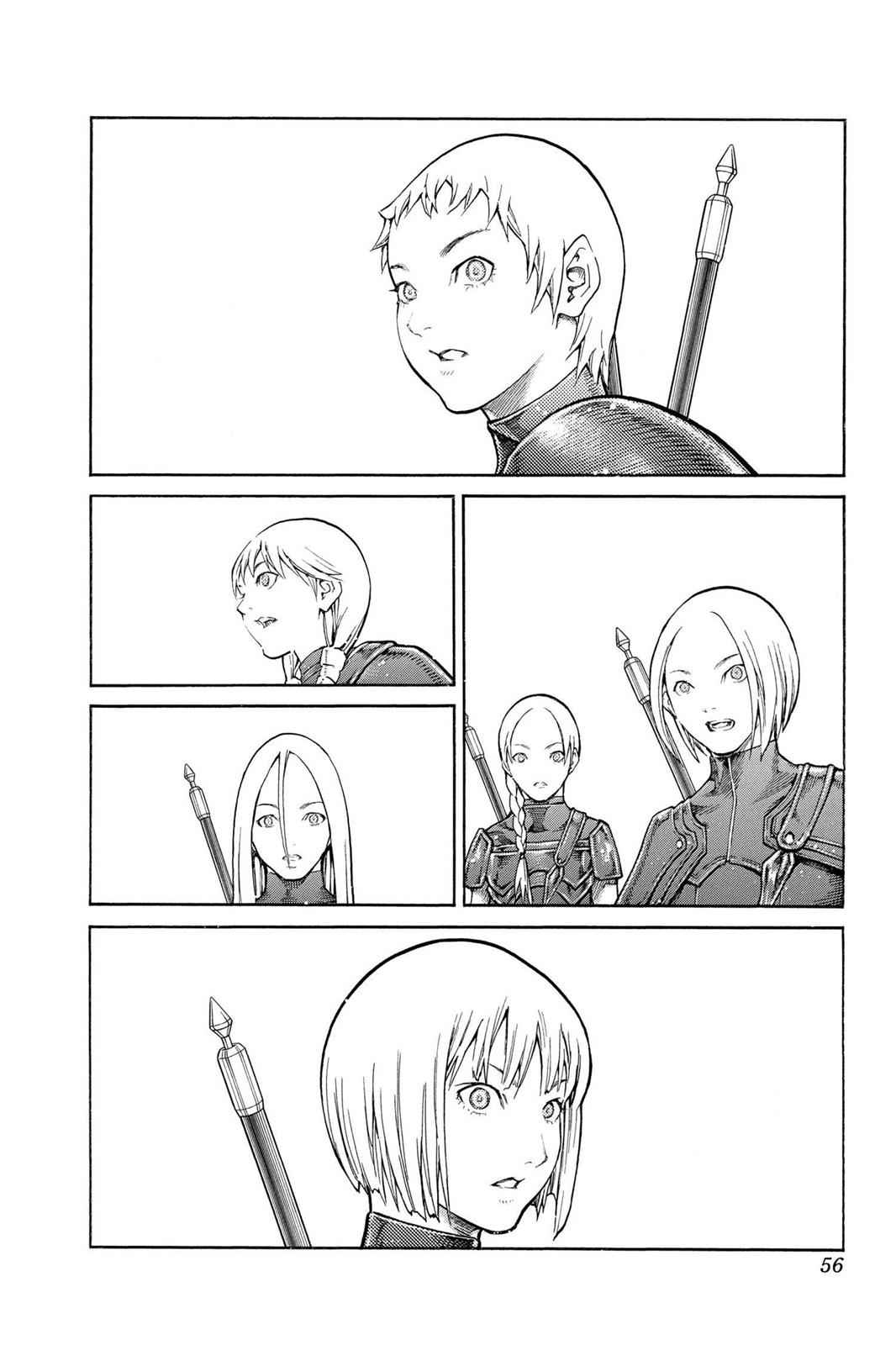 Claymore Chapter 79 Page 17