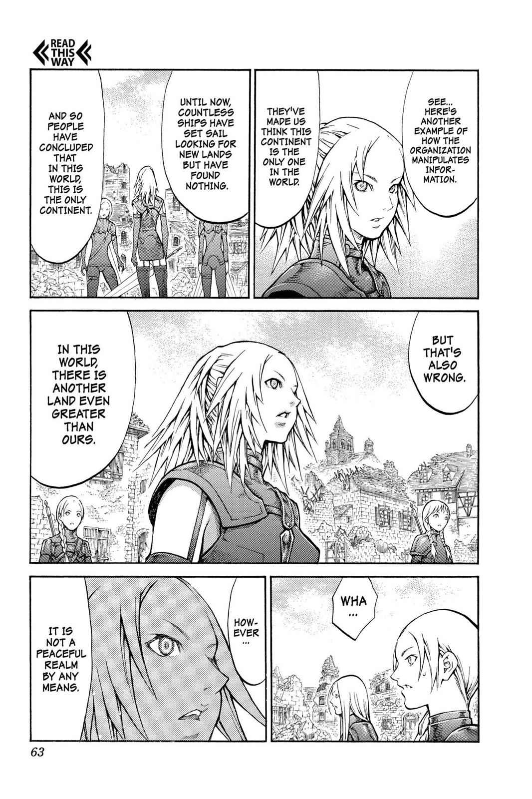 Claymore Chapter 79 Page 24