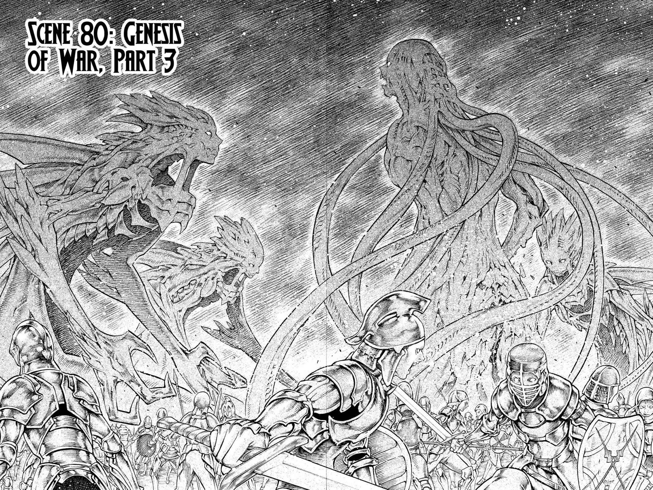 Claymore Chapter 80 Page 2