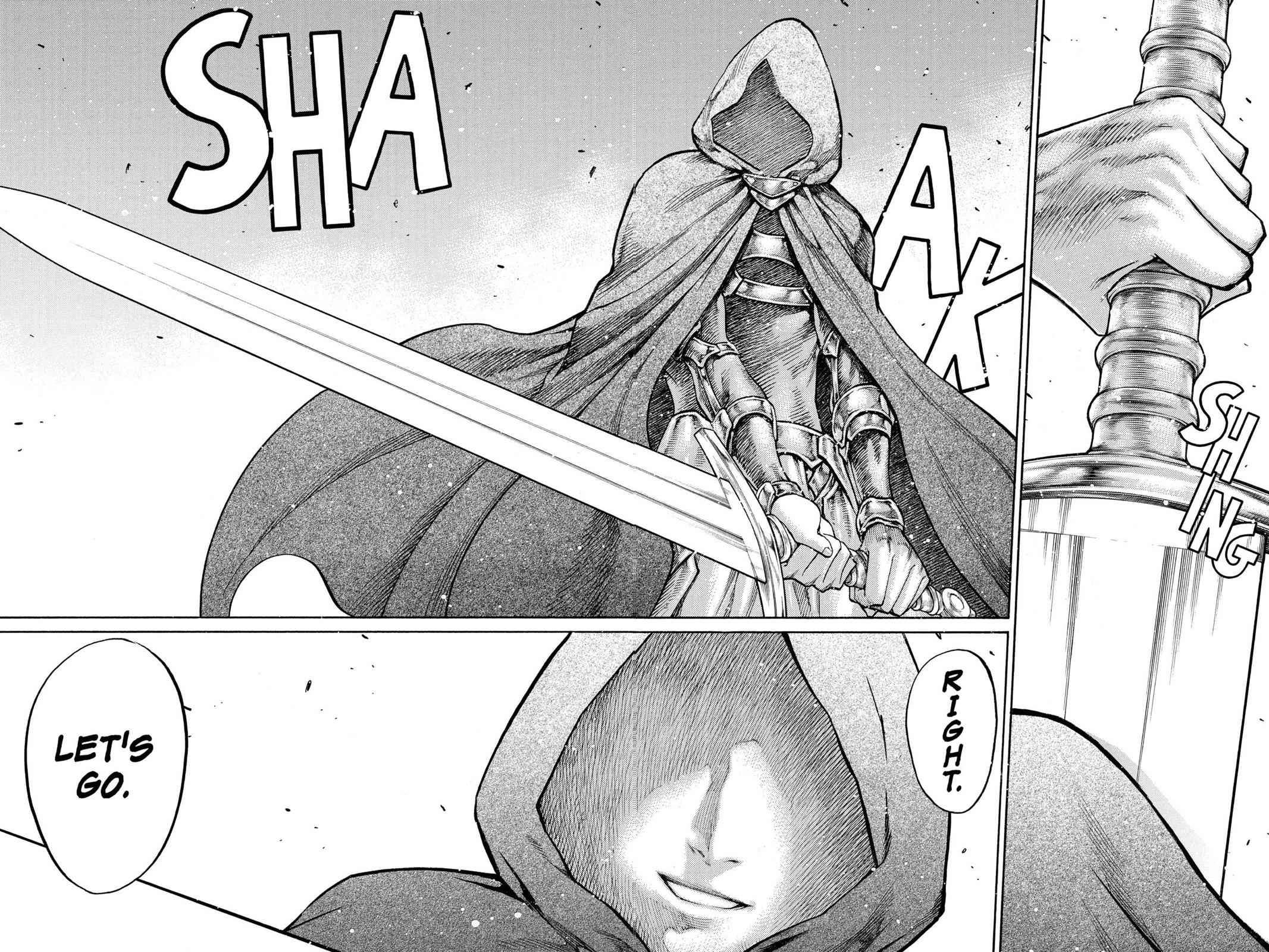 Claymore Chapter 80 Page 21