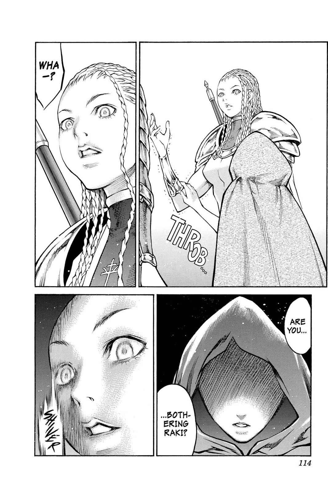 Claymore Chapter 81 Page 11