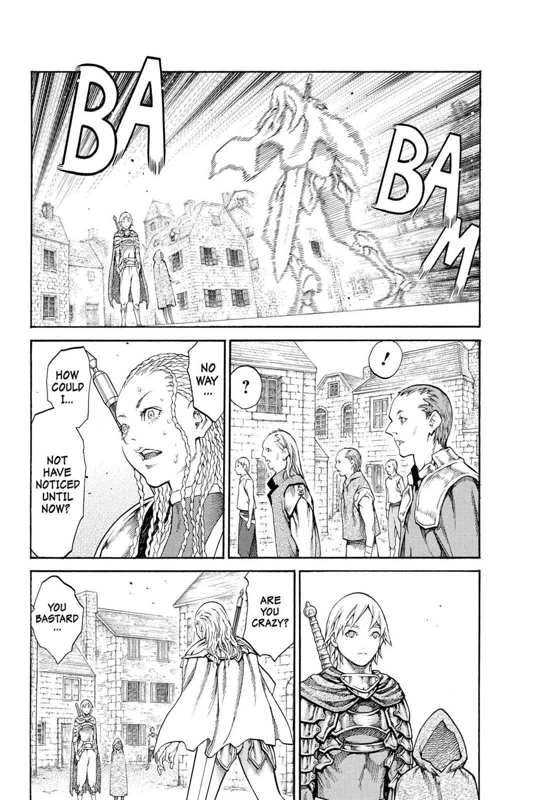 Claymore Chapter 81 Page 12