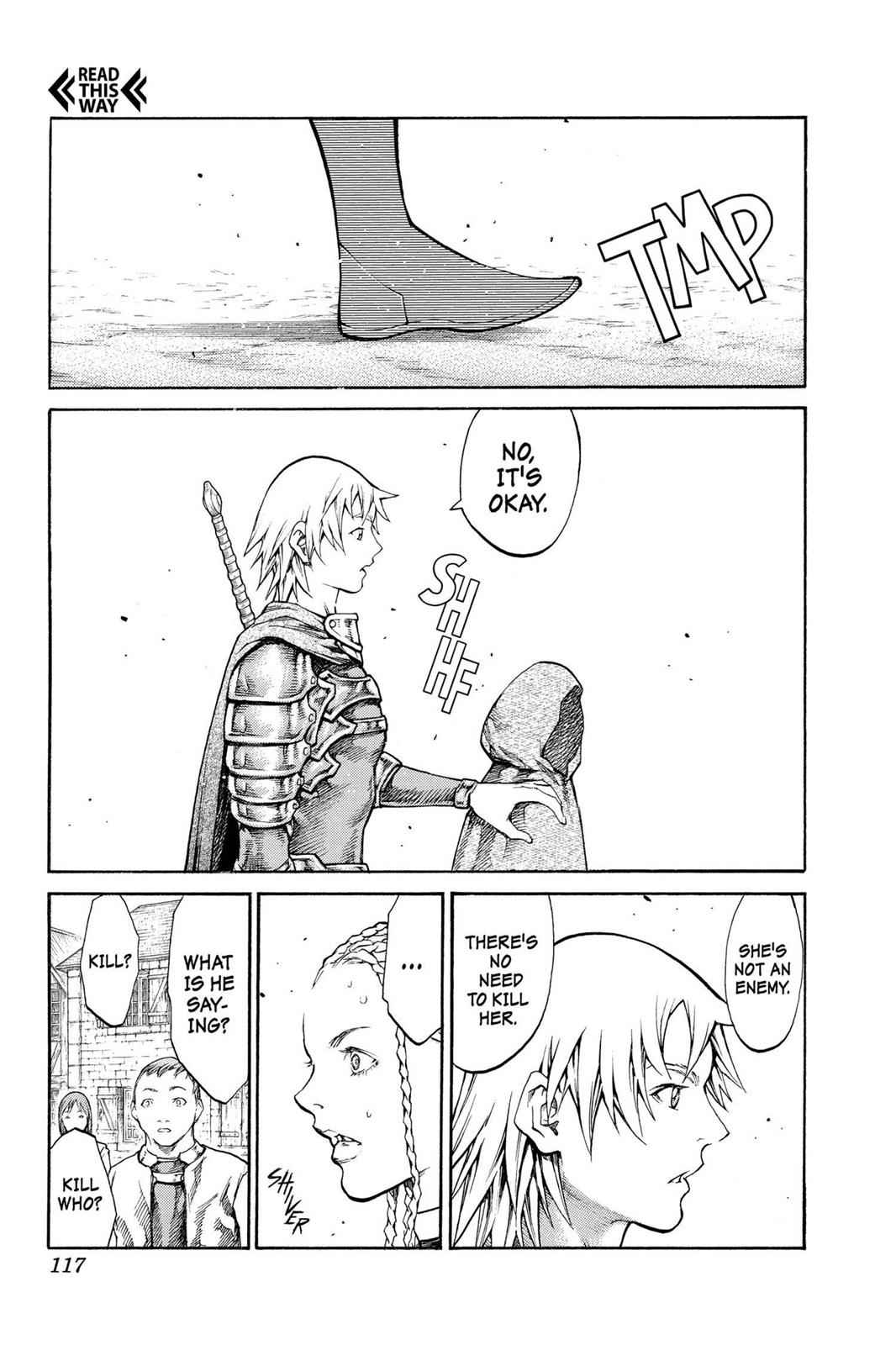 Claymore Chapter 81 Page 14
