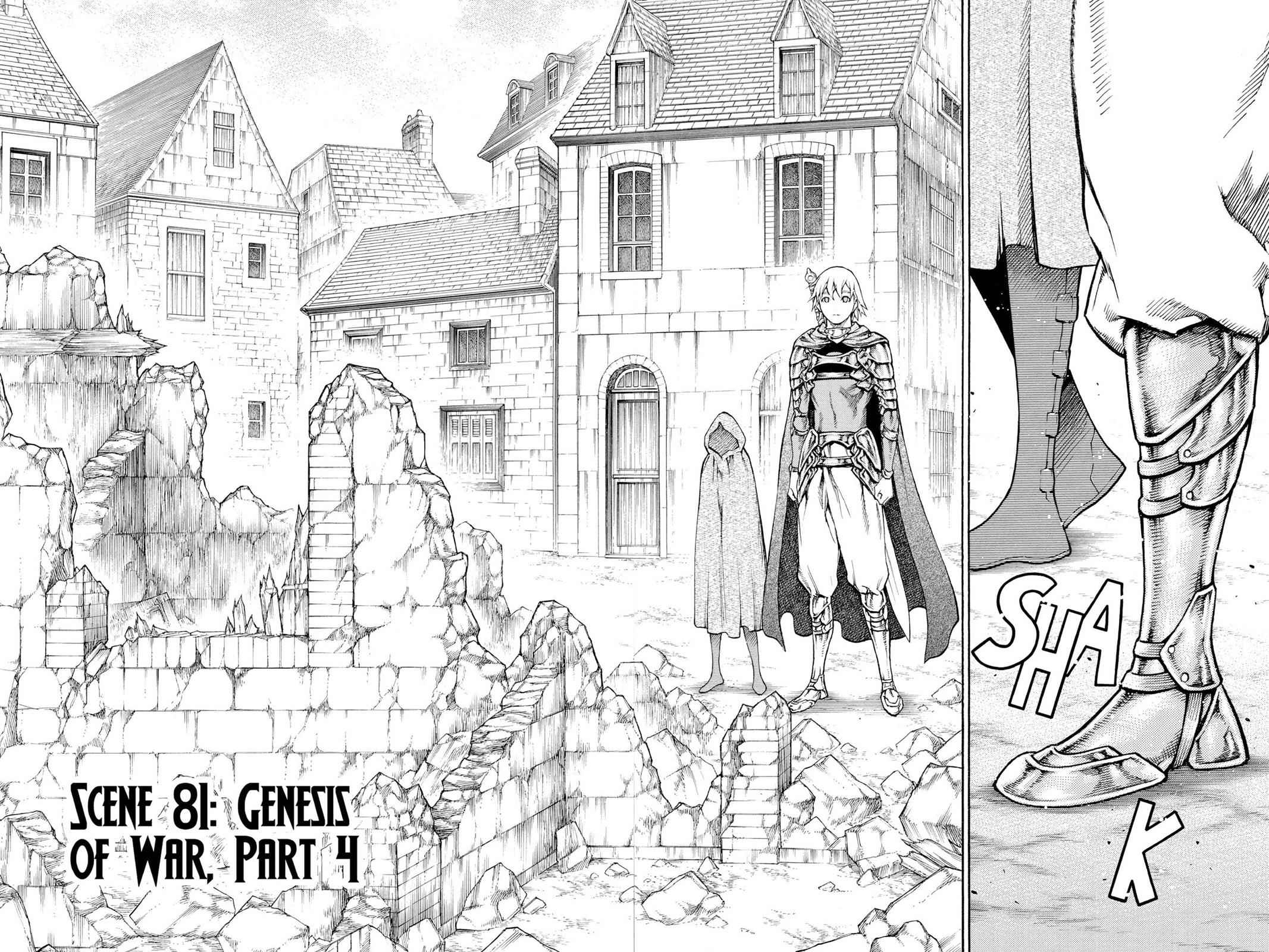Claymore Chapter 81 Page 2