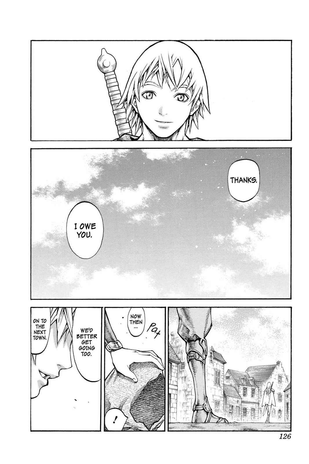 Claymore Chapter 81 Page 23