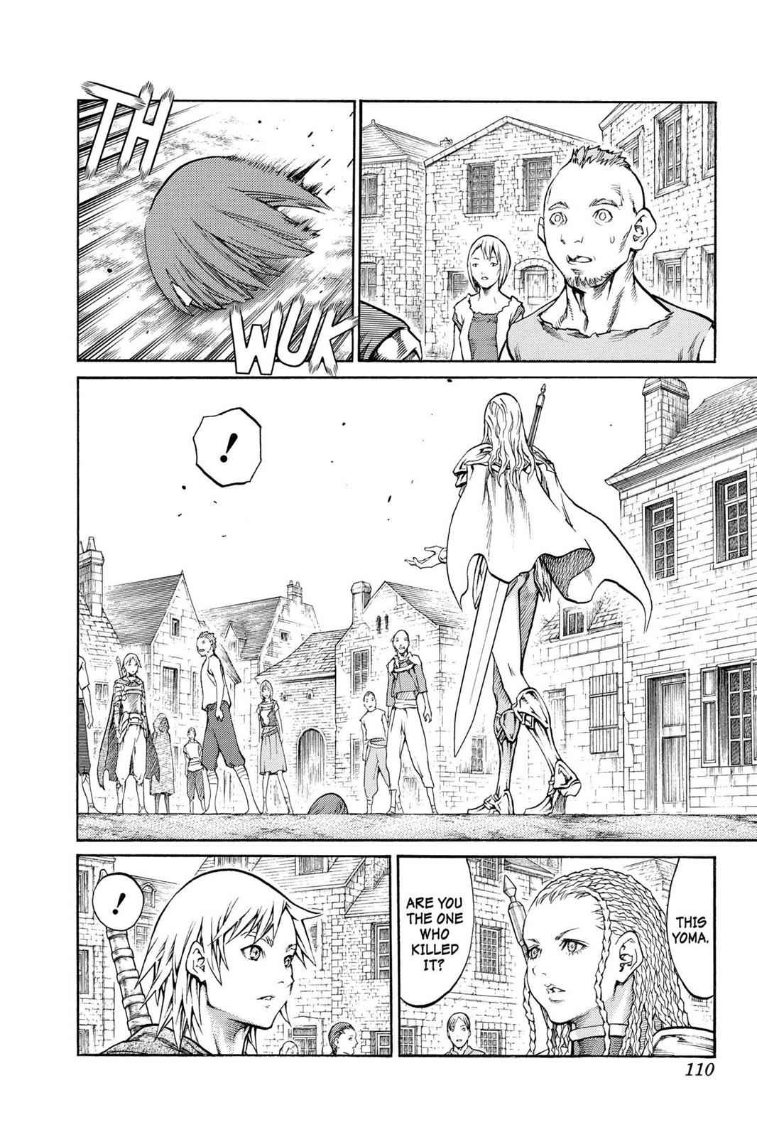 Claymore Chapter 81 Page 7