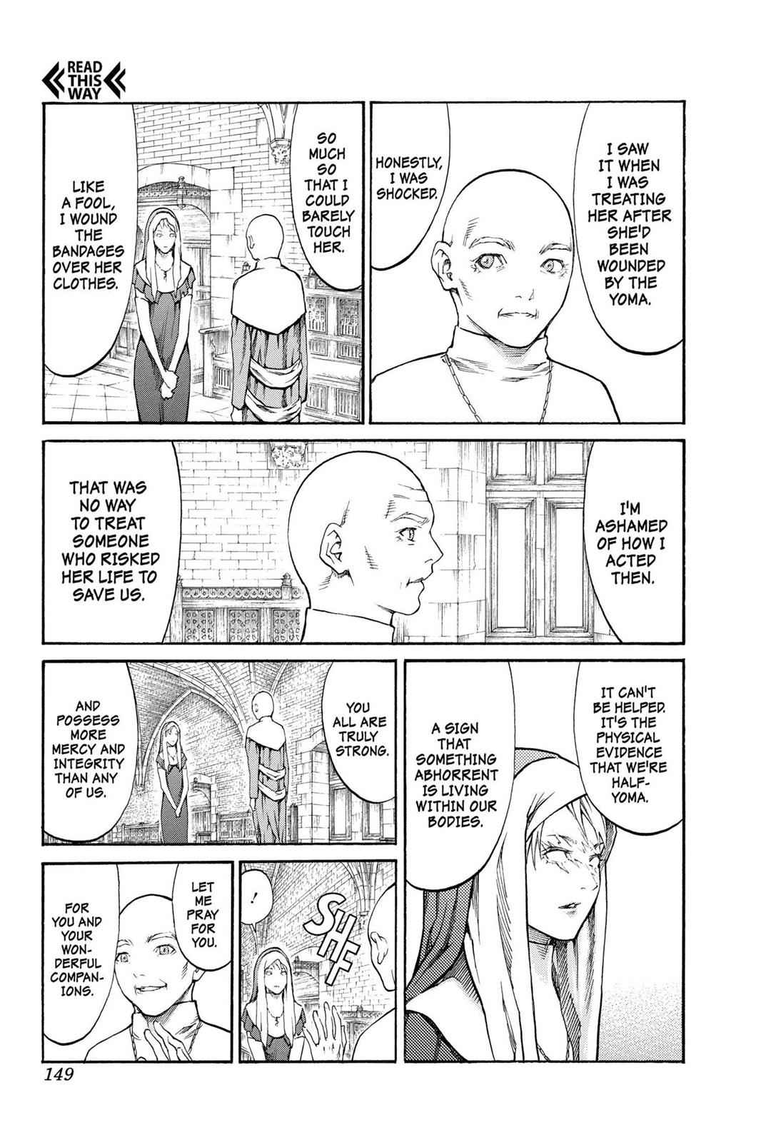 Claymore Chapter 82 Page 15